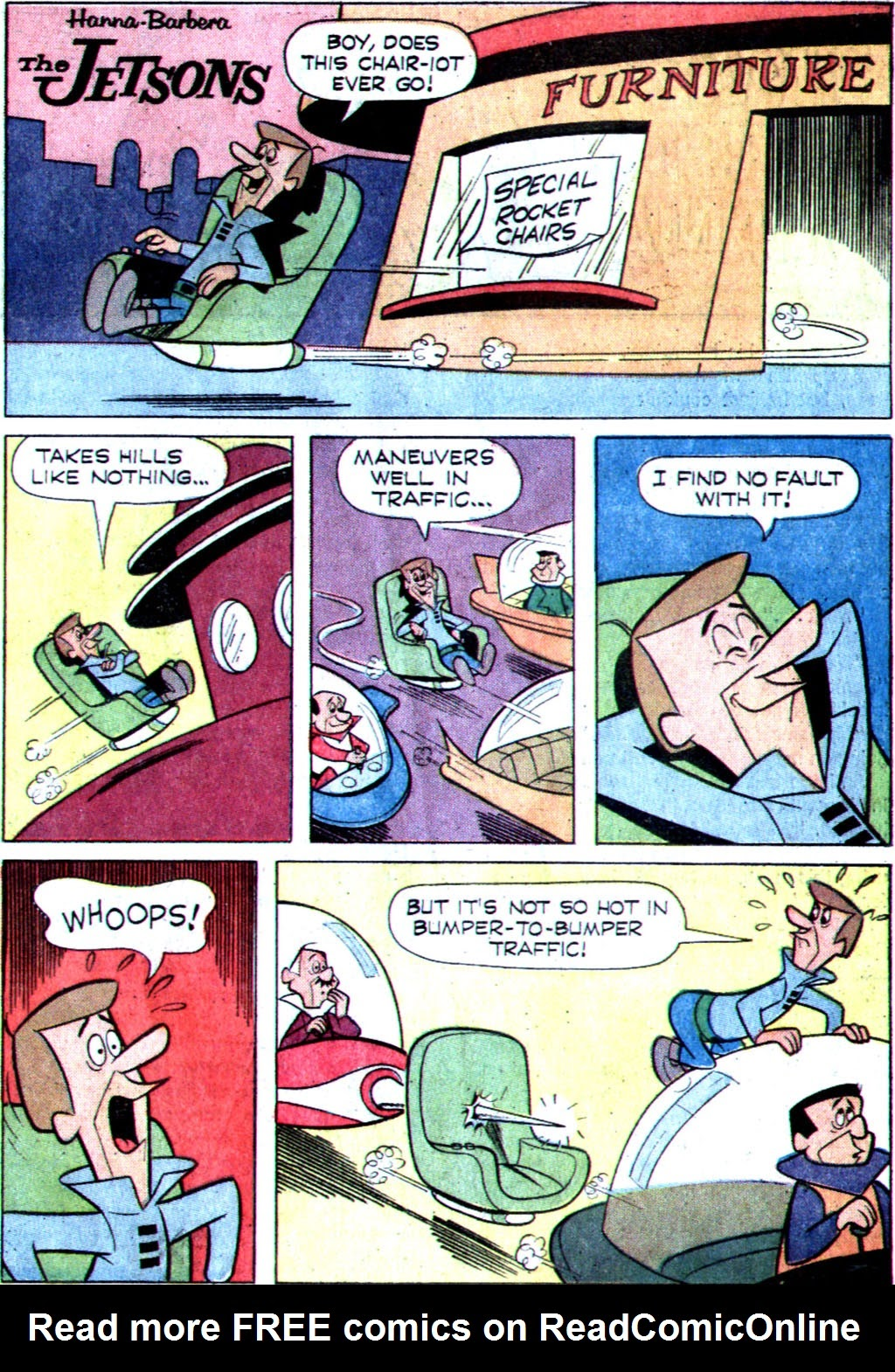 The Jetsons (1963) issue 15 - Page 19