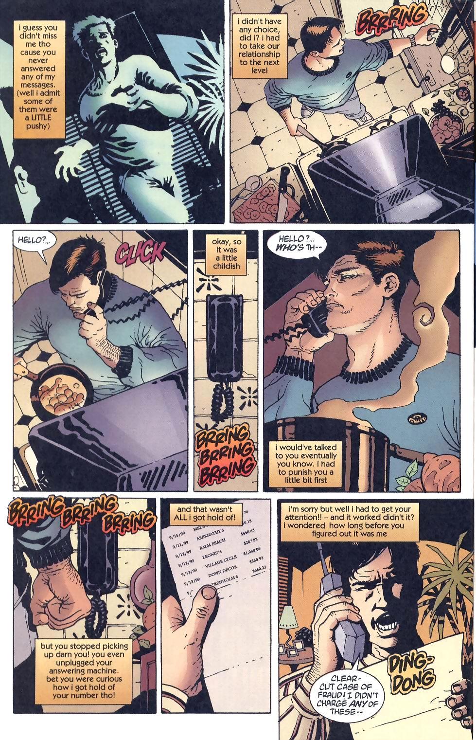Read online Flinch comic -  Issue #8 - 13