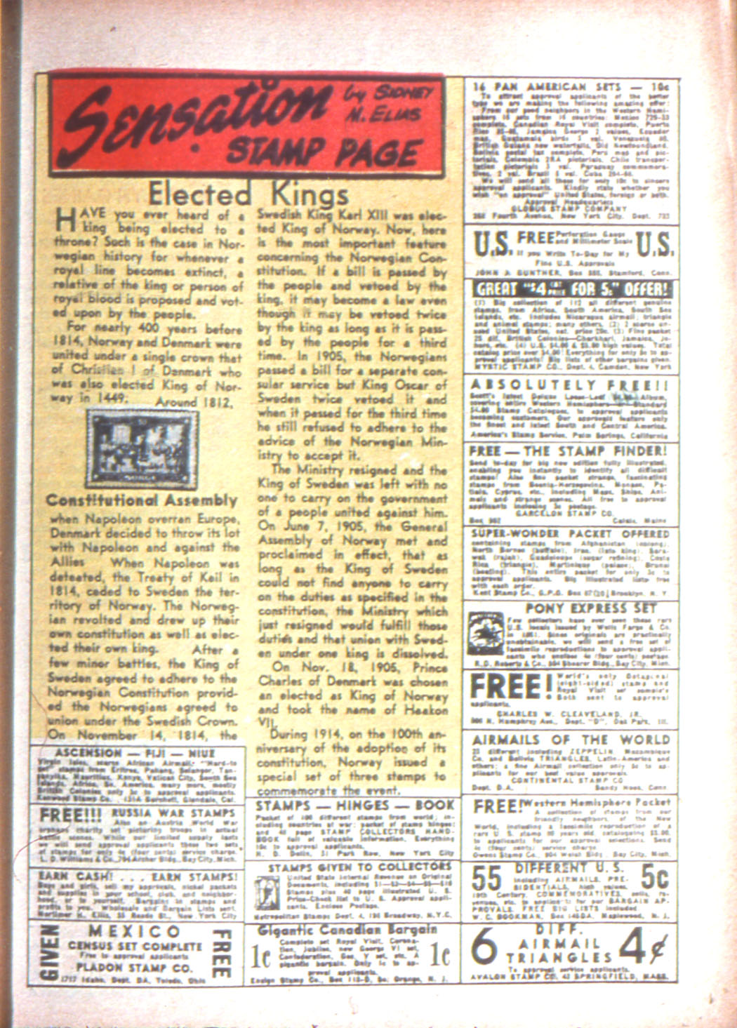 Read online Sensation (Mystery) Comics comic -  Issue #15 - 47