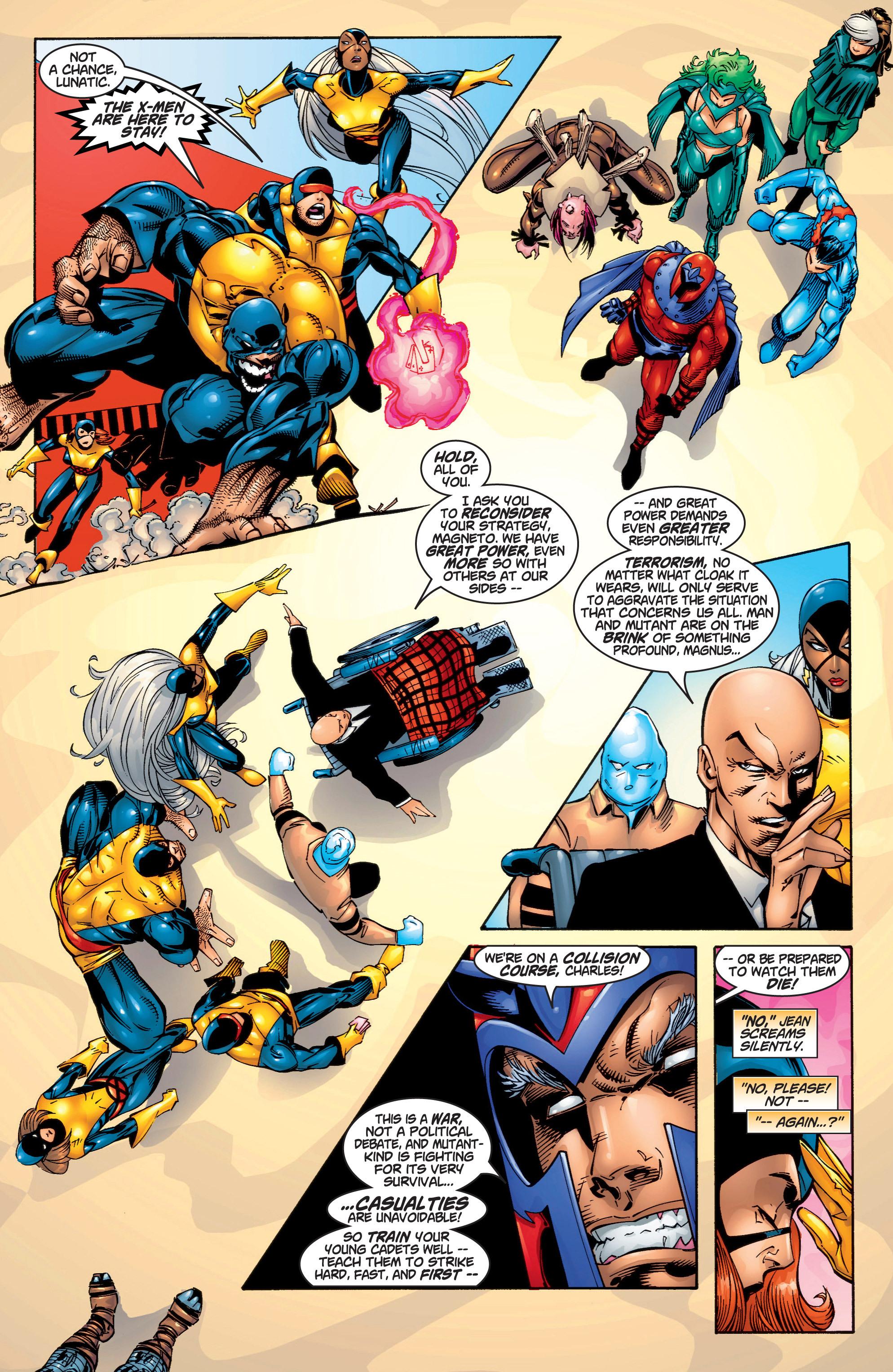 Read online Uncanny X-Men (1963) comic -  Issue #378 - 13