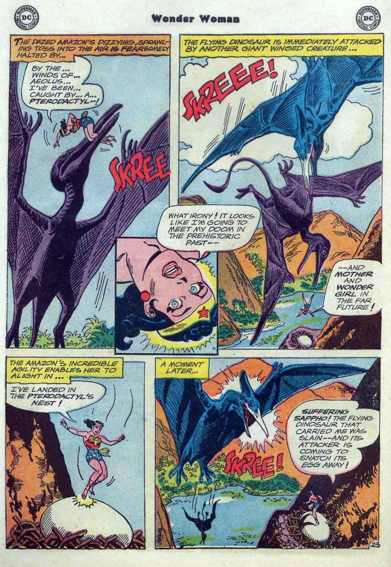 Read online Wonder Woman (1942) comic -  Issue #145 - 30