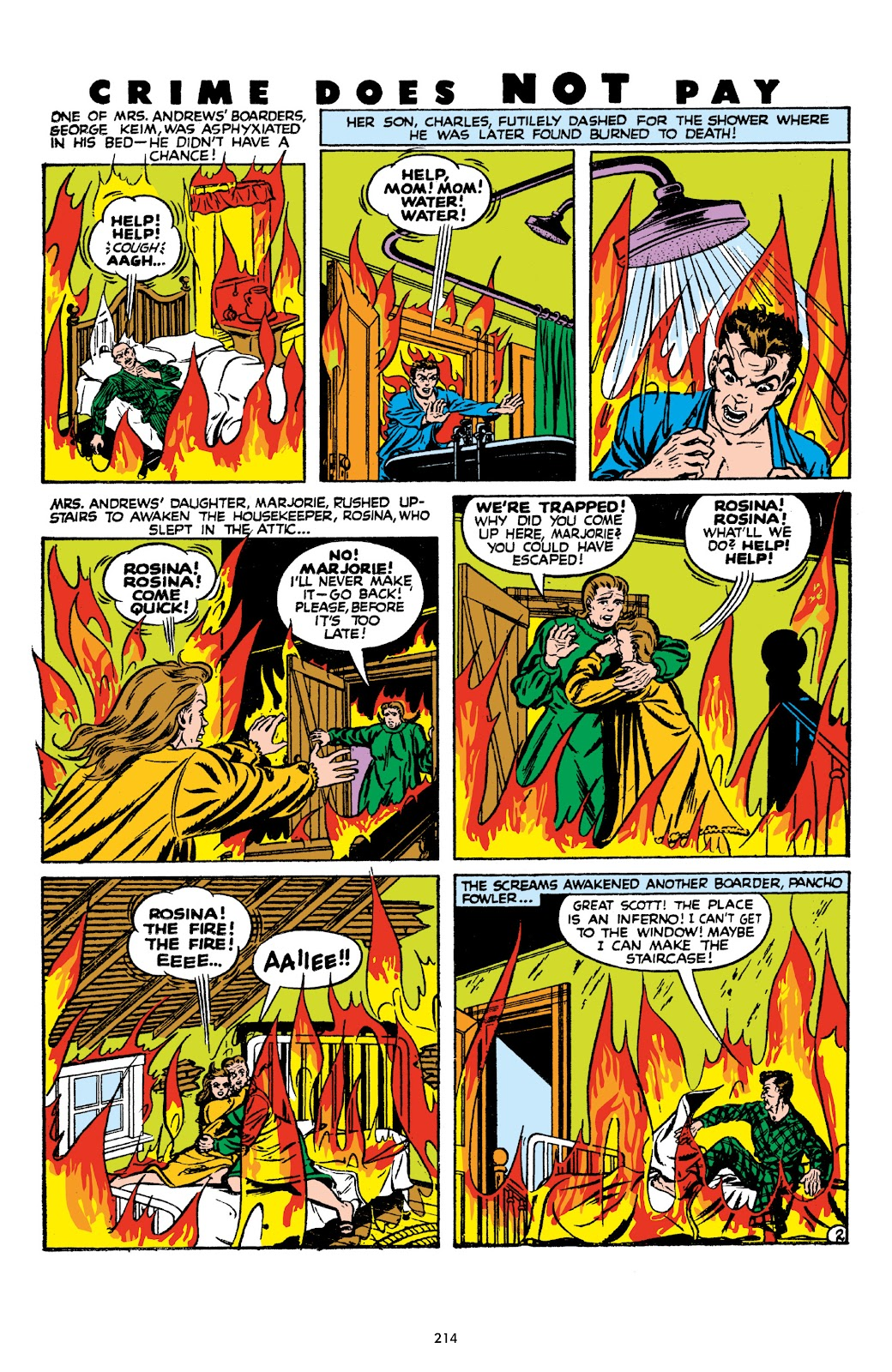 Read online Crime Does Not Pay Archives comic -  Issue # TPB 8 (Part 3) - 15