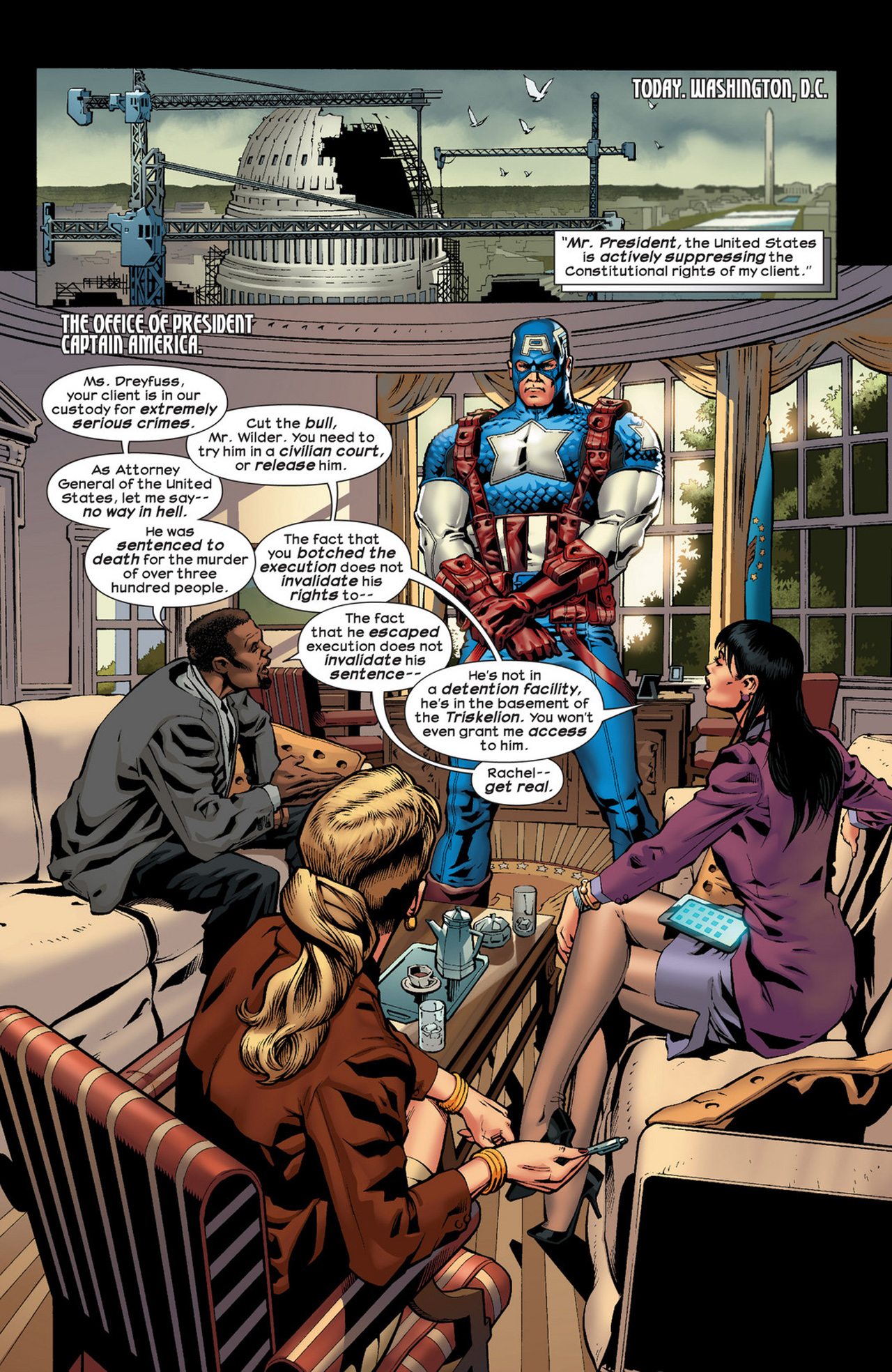 Read online Ultimate Comics Ultimates comic -  Issue #22 - 10