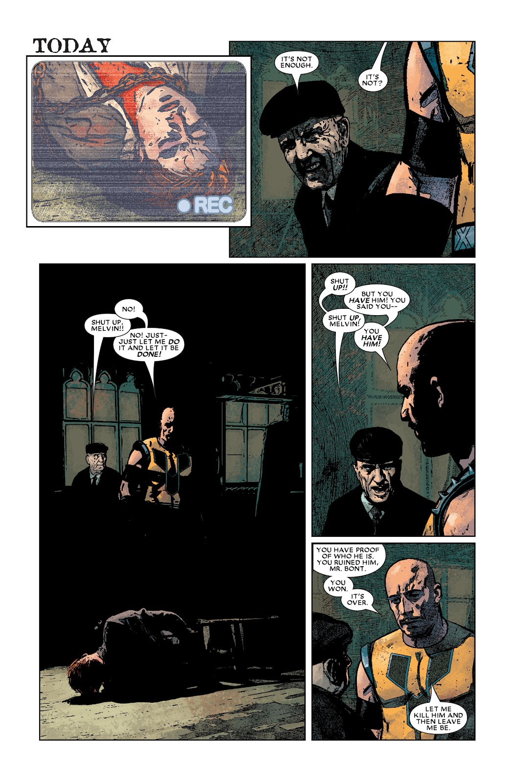 Read online Daredevil (1998) comic -  Issue # _Ultimate_Collection TPB 3 (Part 1) - 49