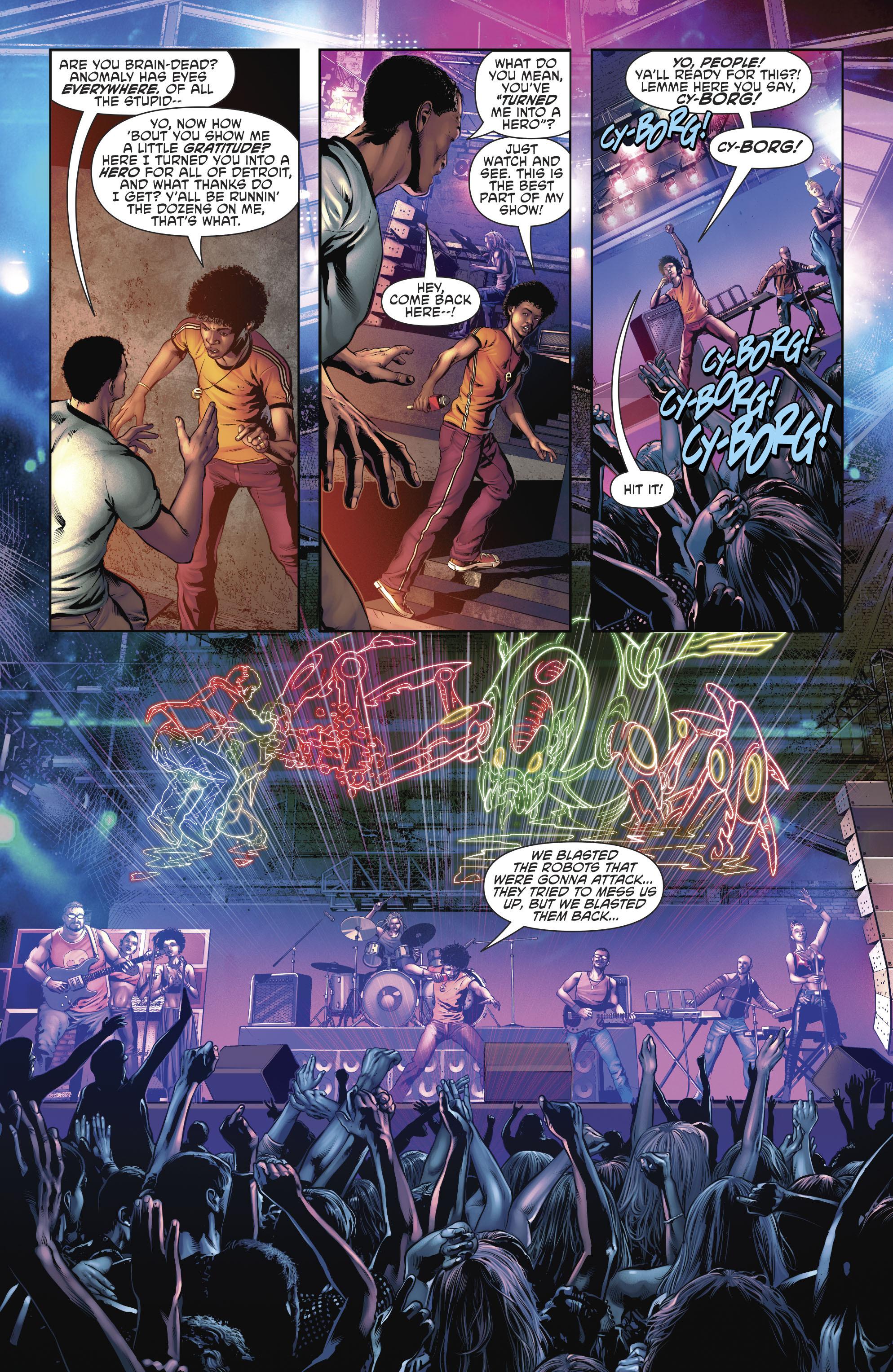 Read online Cyborg (2016) comic -  Issue #12 - 13