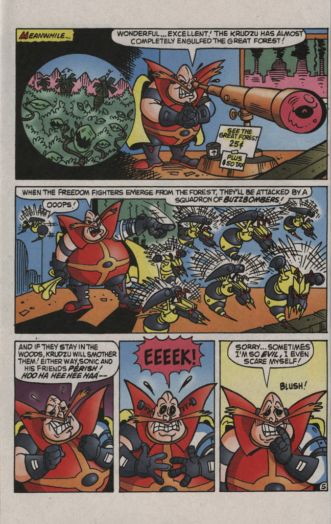 Read online Sonic the Hedgehog Free Comic Book Day Edition comic -  Issue # Special 2 - 16