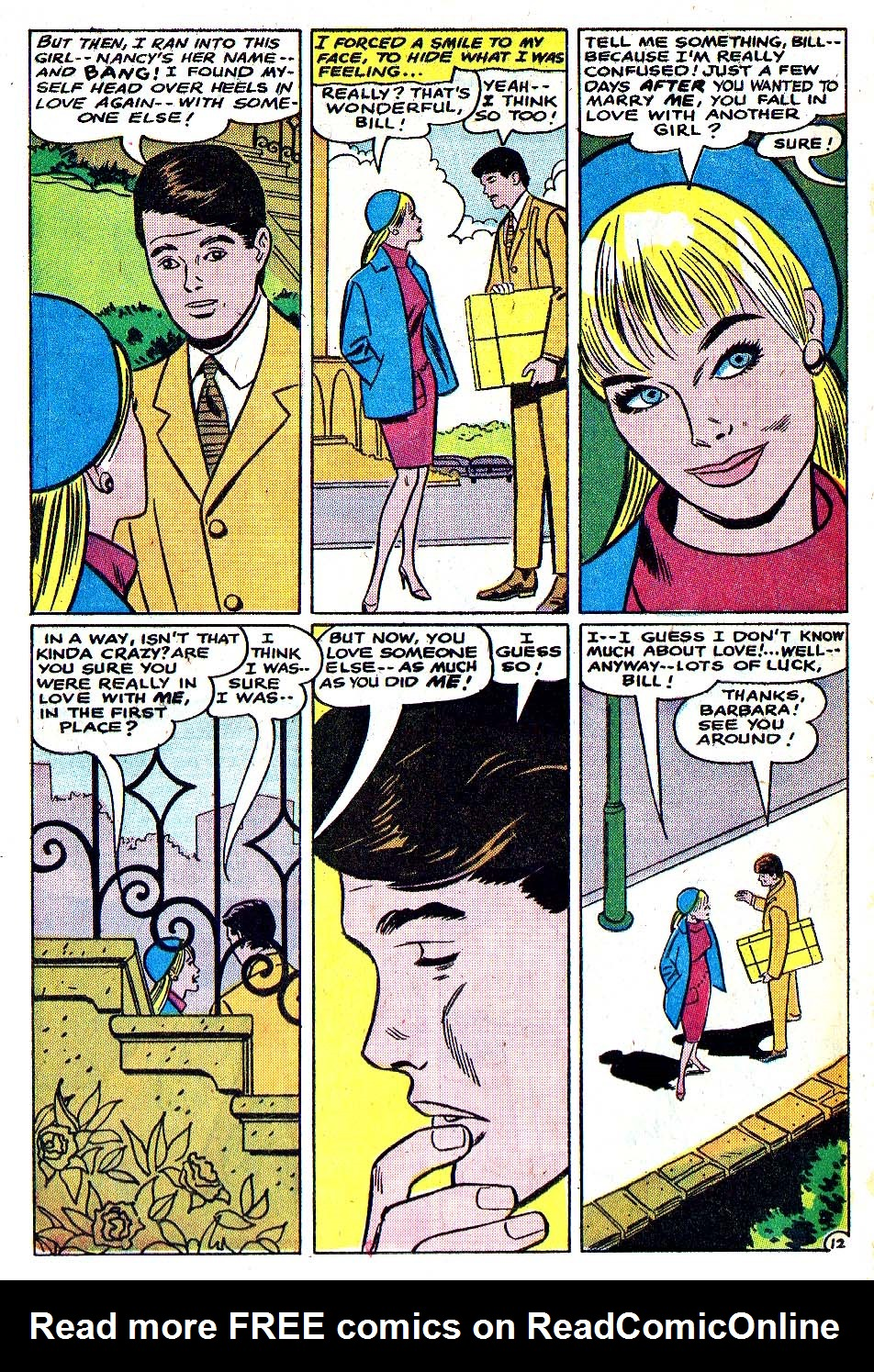 Young Romance issue 149 - Page 31