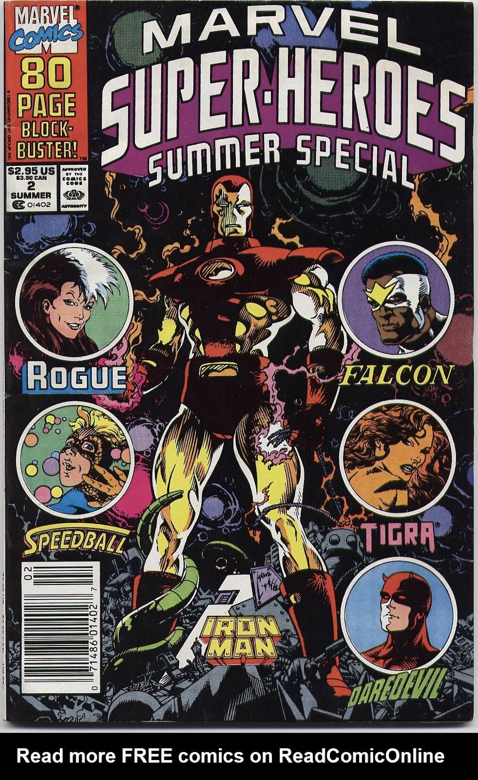 Marvel Super-Heroes (1990) 2 Page 1