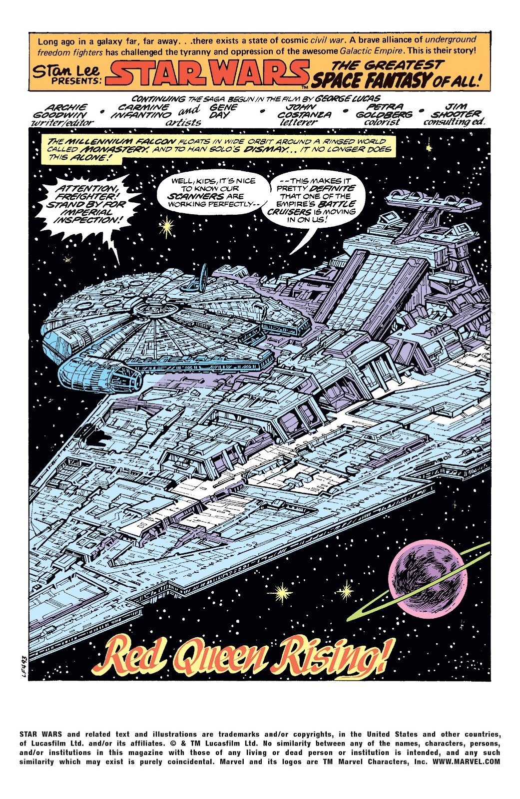 Read online Star Wars Legends: The Original Marvel Years - Epic Collection comic -  Issue # TPB 2 (Part 3) - 58