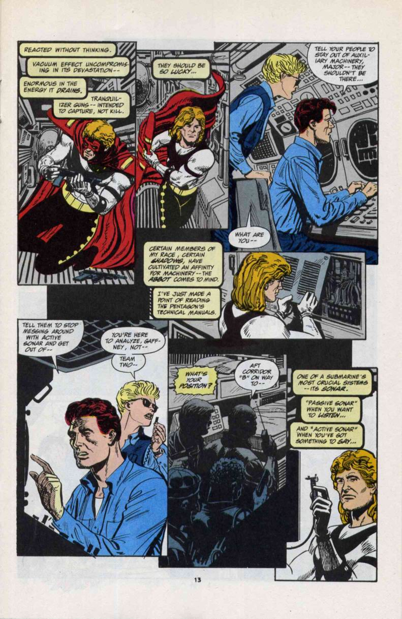 Read online Doctor Zero comic -  Issue #6 - 15