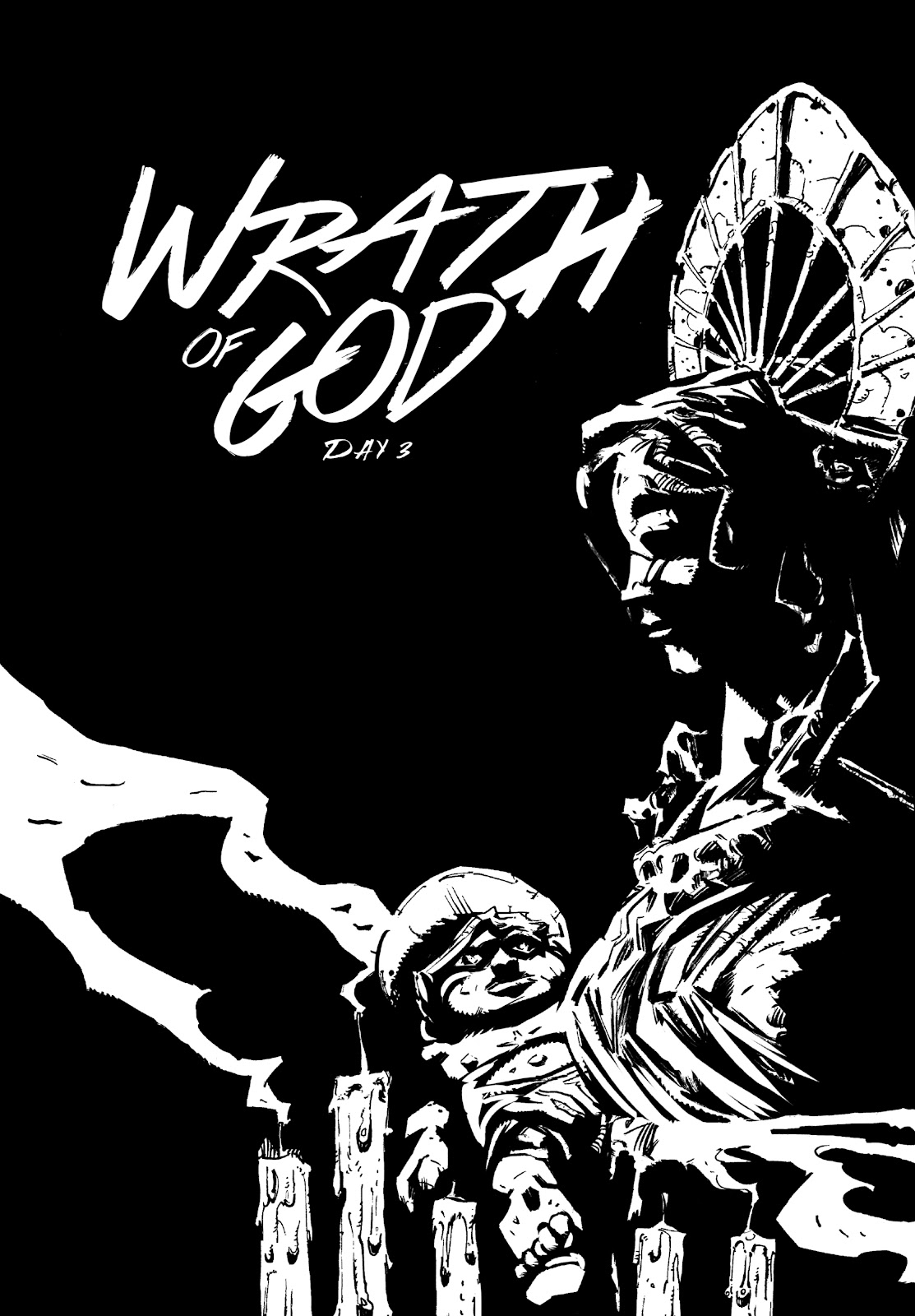 Read online Wrath of God comic -  Issue # _TPB - 51