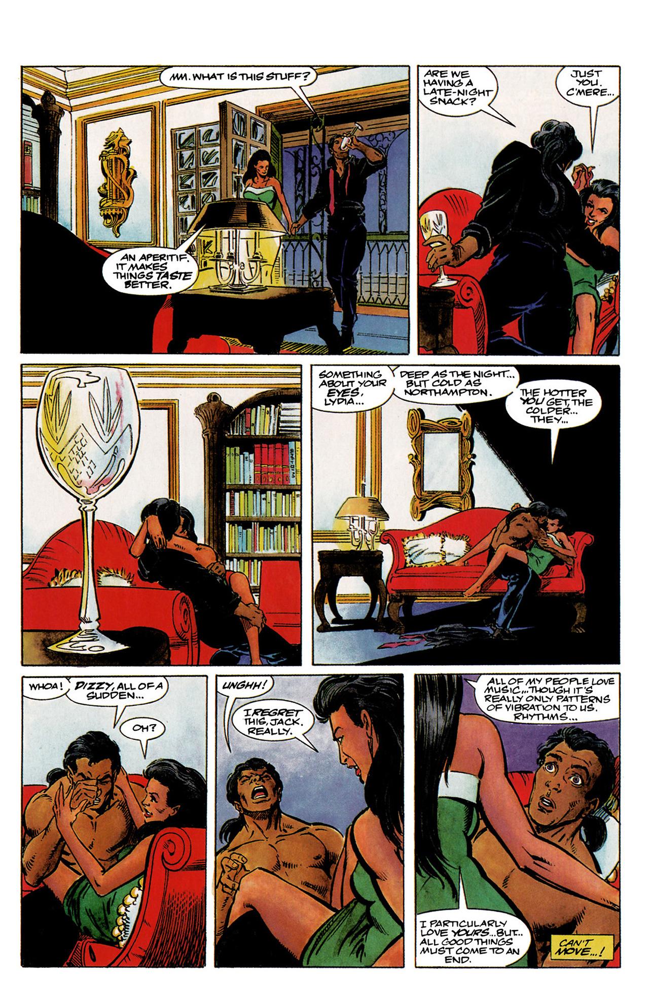 Read online Shadowman (1992) comic -  Issue #1 - 8