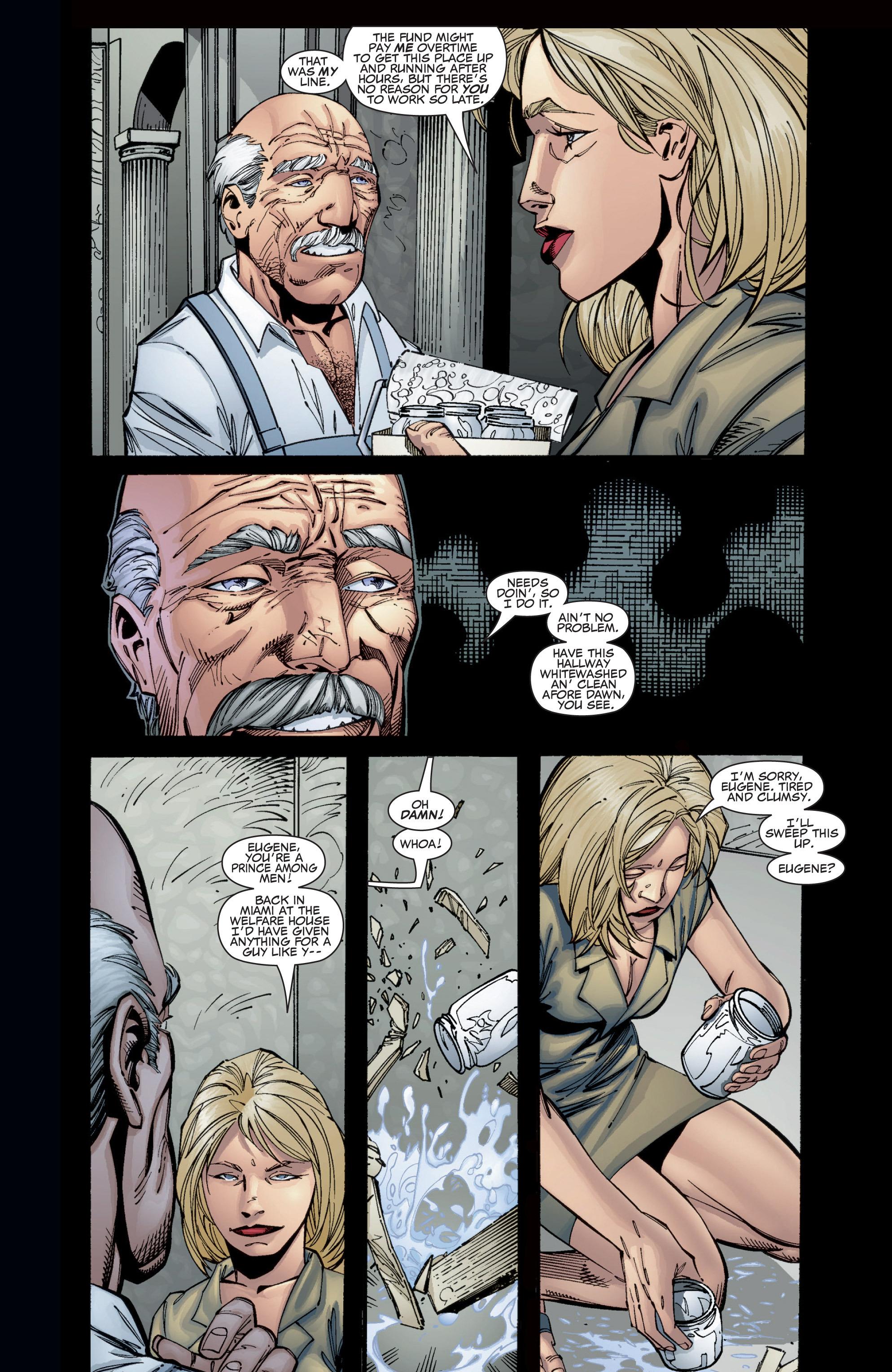 Read online Shadowman (1999) comic -  Issue #1 - 21