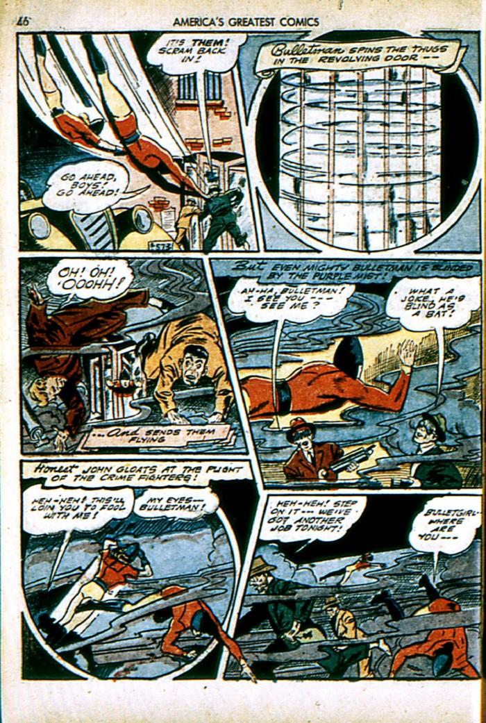 Read online America's Greatest Comics comic -  Issue #4 - 46