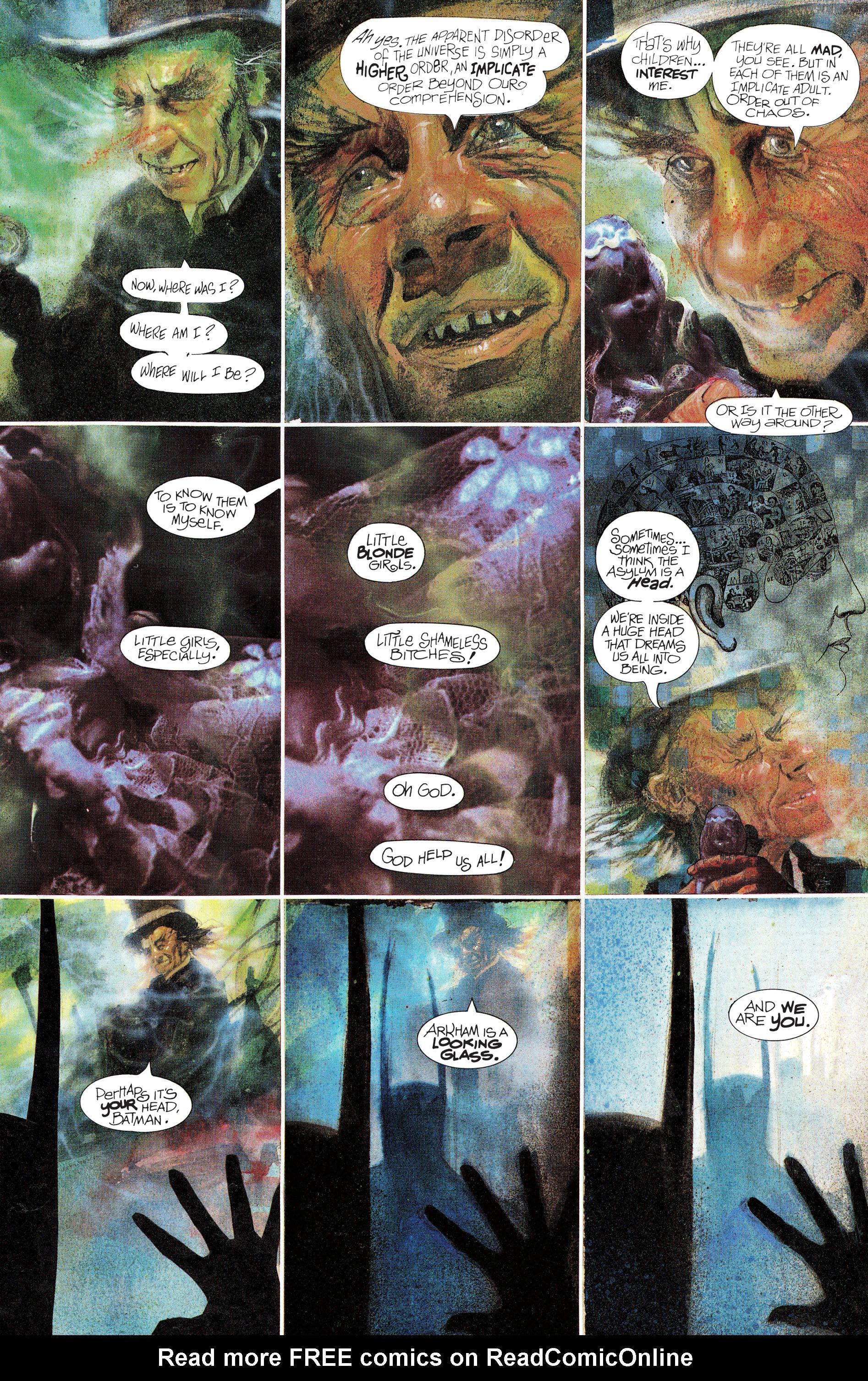 Read online Arkham Asylum comic -  Issue #Arkham Asylum Full - 66