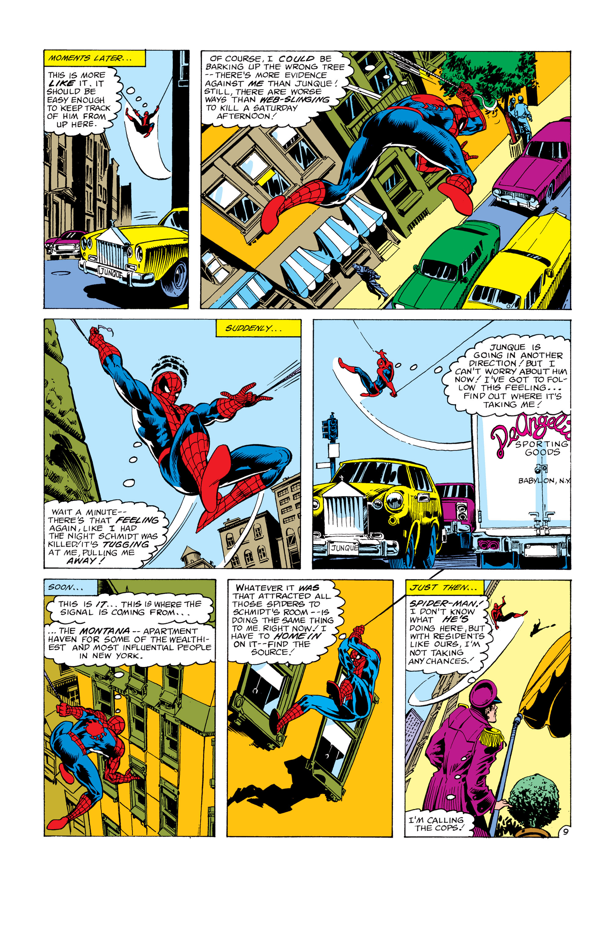 The Amazing Spider-Man (1963) 228 Page 9