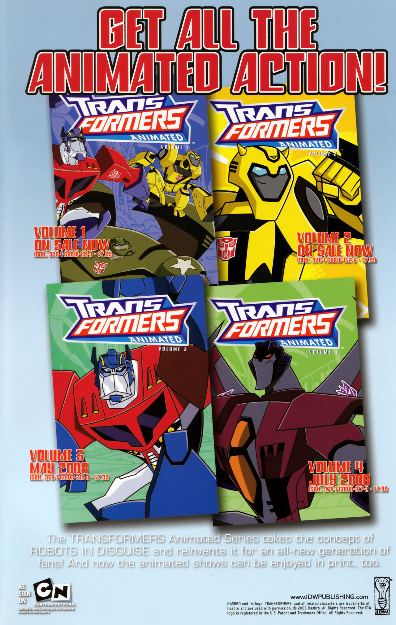 Read online Transformers Animated: The Arrival comic -  Issue #3 - 26