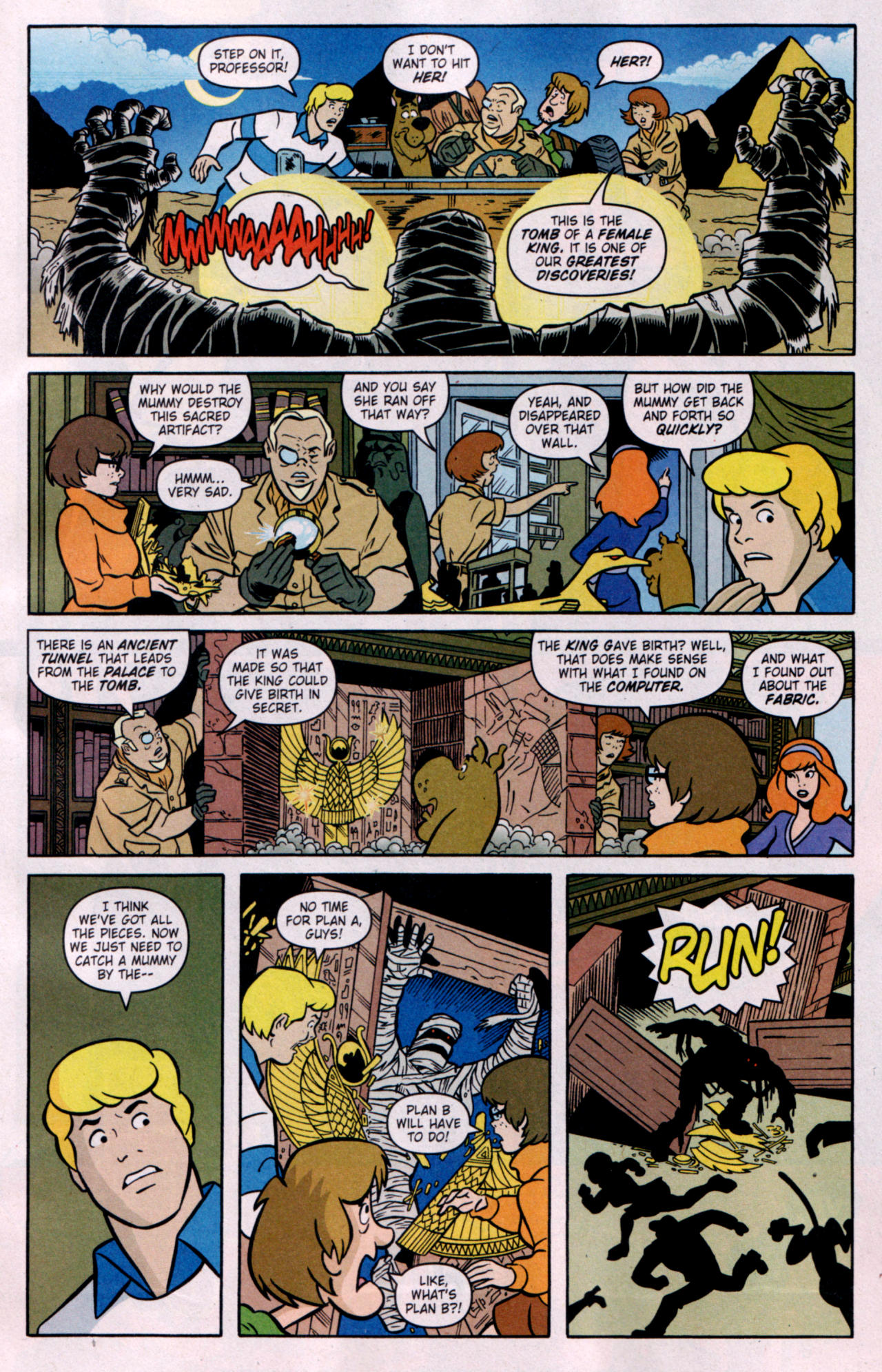 Read online Scooby-Doo (1997) comic -  Issue #119 - 8