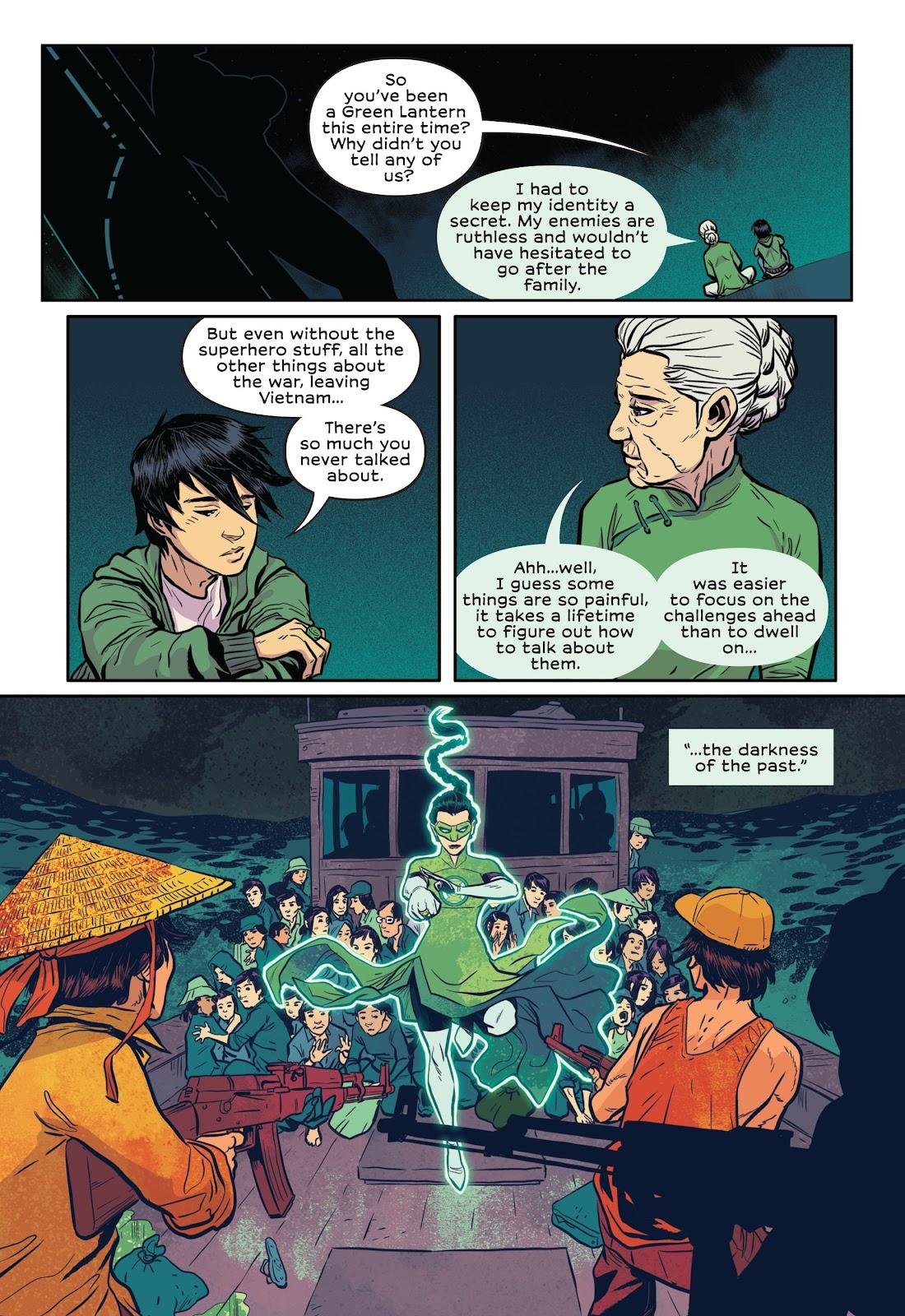 Read online Green Lantern: Legacy comic -  Issue # TPB - 45