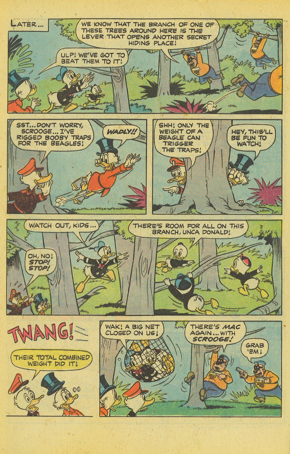 Read online Uncle Scrooge (1953) comic -  Issue #158 - 16