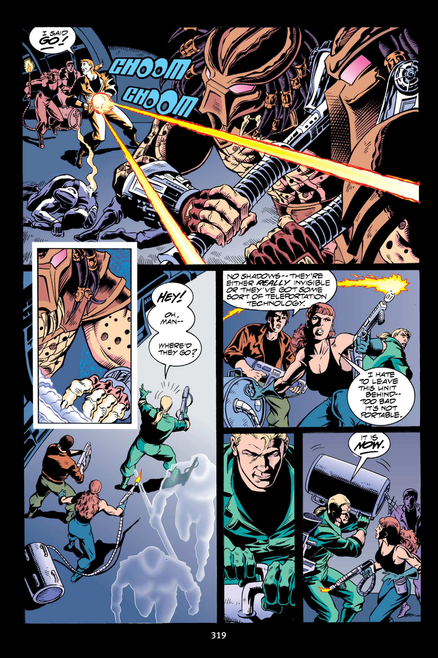Read online Aliens vs. Predator Omnibus comic -  Issue # _TPB 2 Part 3 - 94