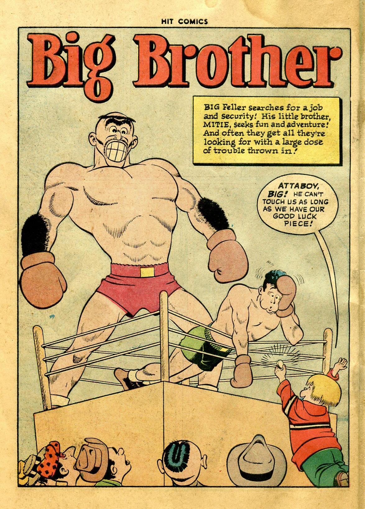 Read online Hit Comics comic -  Issue #44 - 50