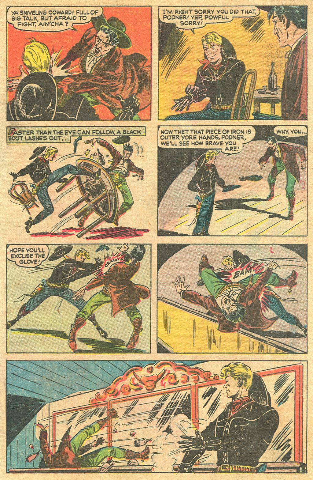 Read online Two-Gun Kid comic -  Issue #1 - 5