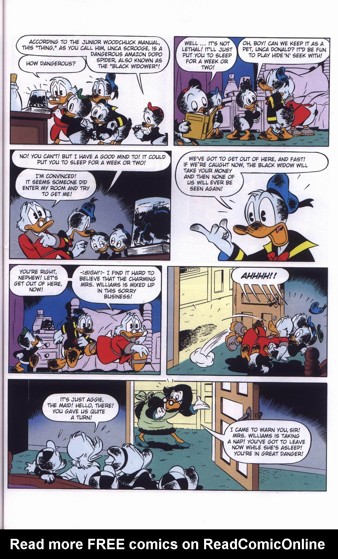 Read online Uncle Scrooge (1953) comic -  Issue #311 - 45