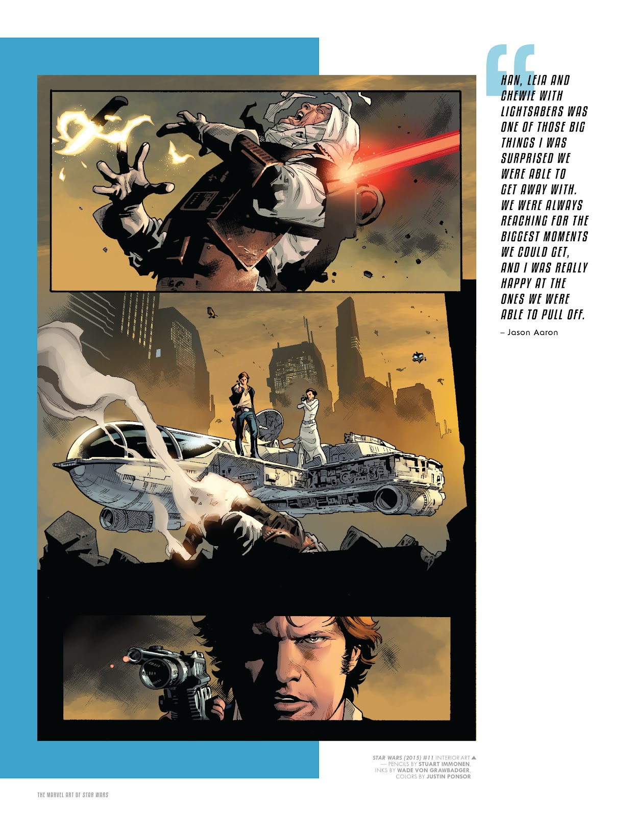 Read online The Marvel Art of Star Wars comic -  Issue # TPB (Part 1) - 47