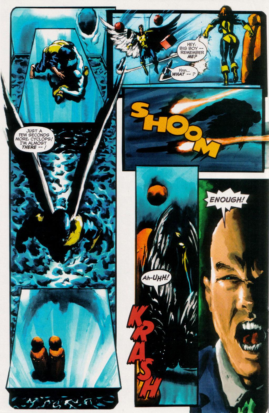 Read online Sentry/X-Men comic -  Issue # Full - 9