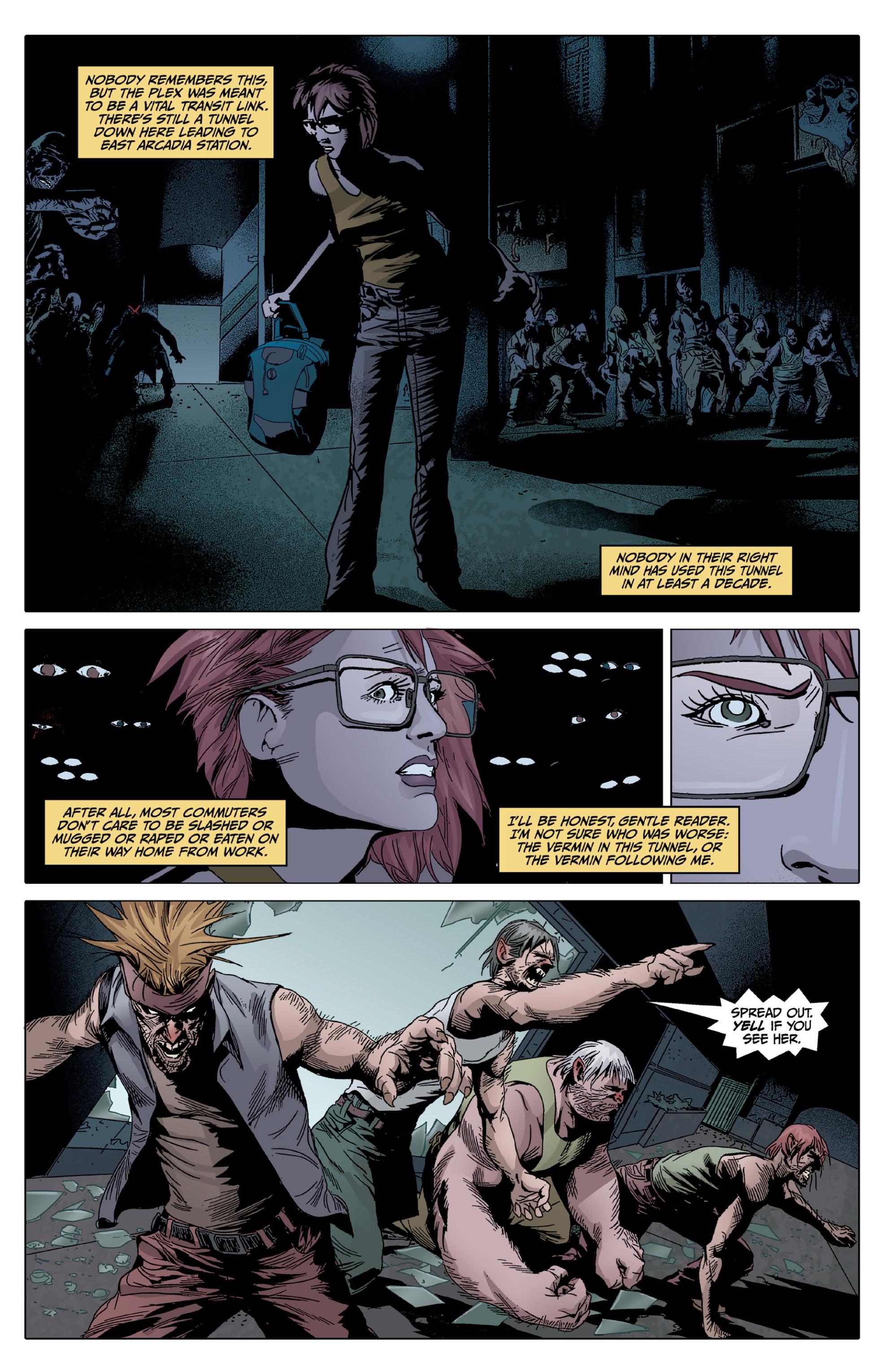 Read online X: Big Bad comic -  Issue # Full - 84