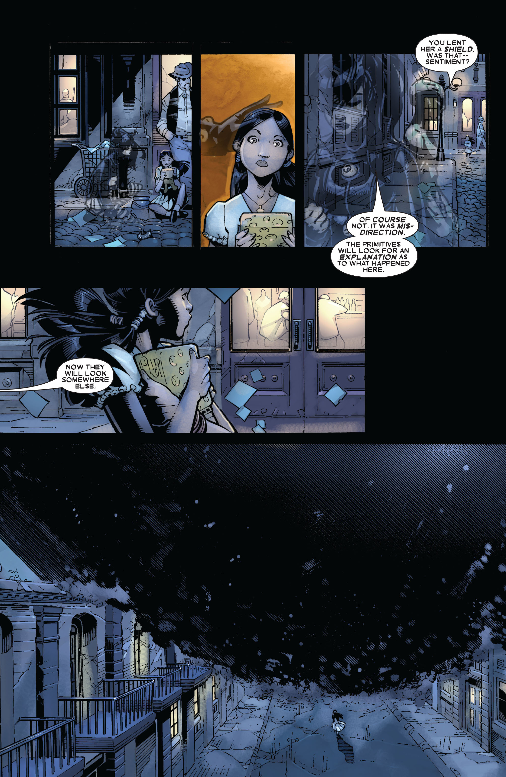 X-Men (1991) 188 Page 12