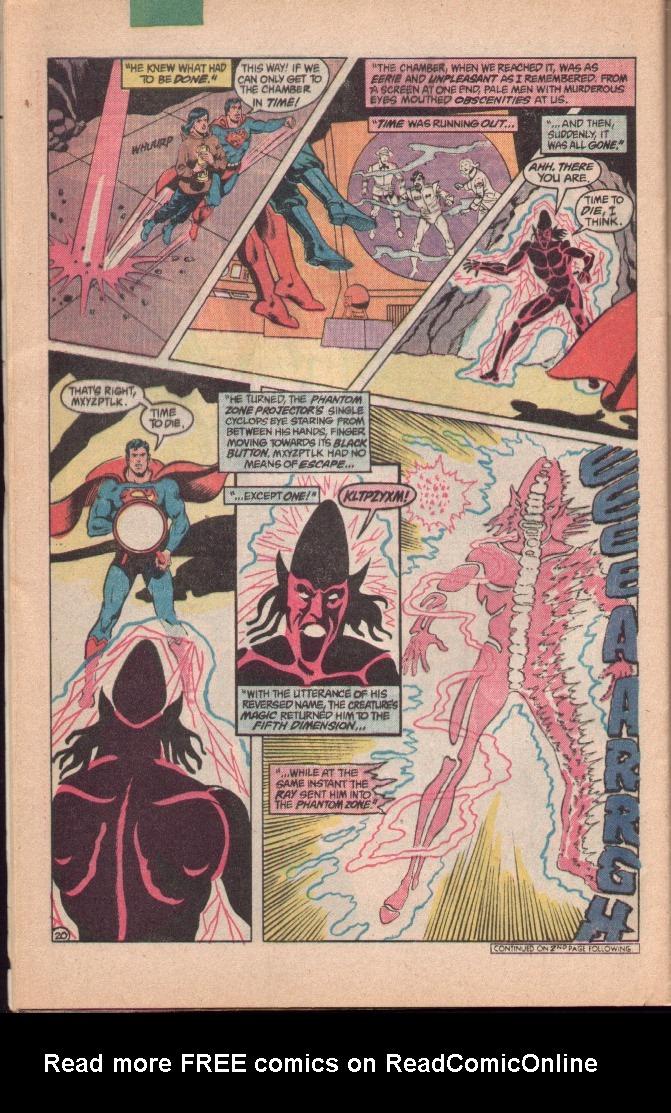 Action Comics (1938) 583 Page 20
