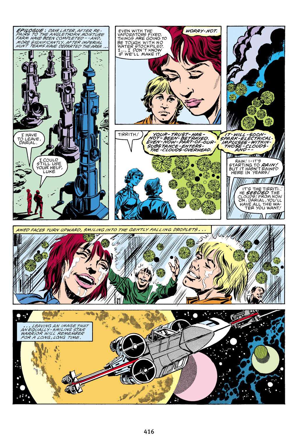 Read online Star Wars Omnibus comic -  Issue # Vol. 16 - 408