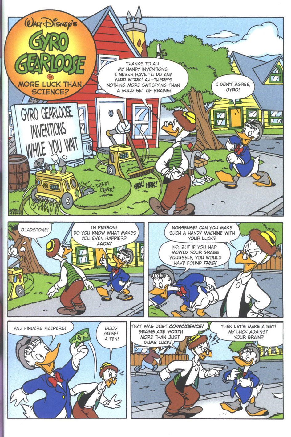Read online Uncle Scrooge (1953) comic -  Issue #334 - 51