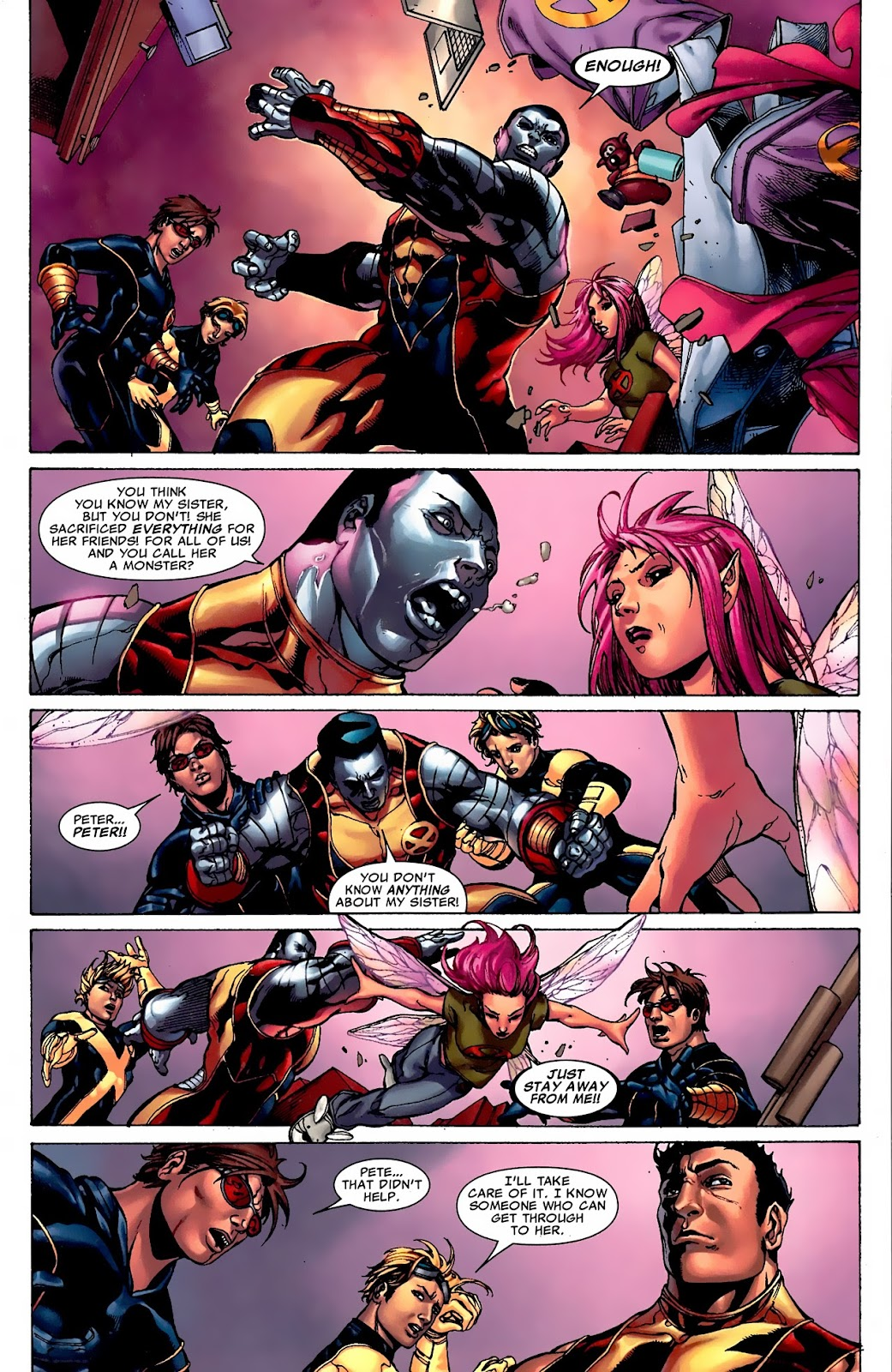 Read online X-Men: Second Coming Revelations comic -  Issue # TPB (Part 1) - 77