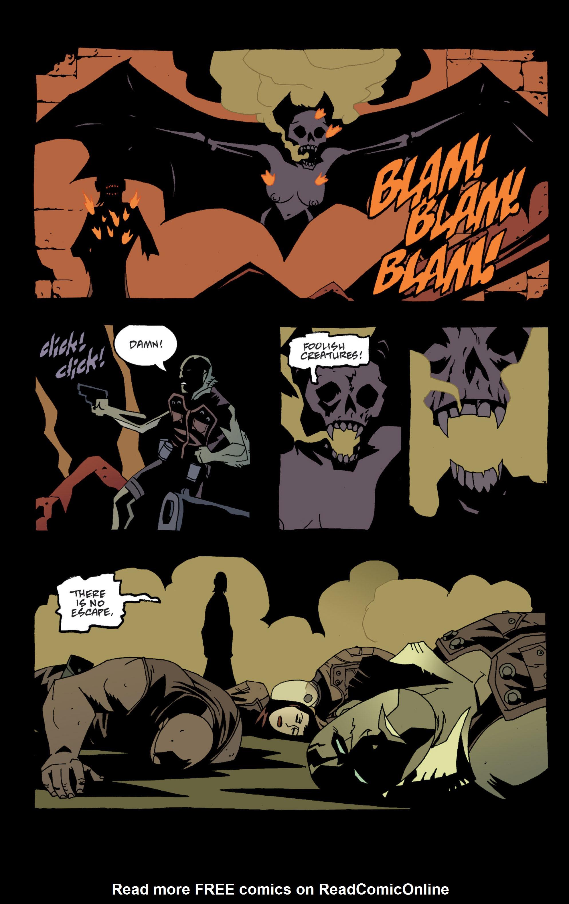Read online B.P.R.D. (2003) comic -  Issue # TPB 2 - 22
