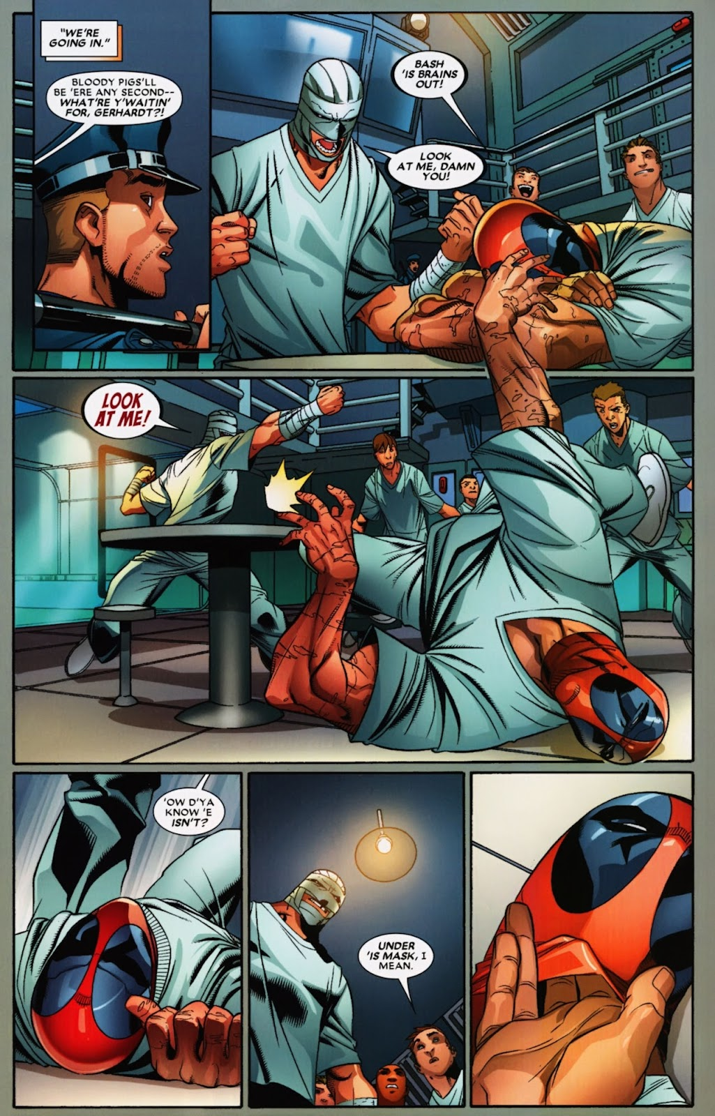 Read online Deadpool (2008) comic -  Issue #42 - 7