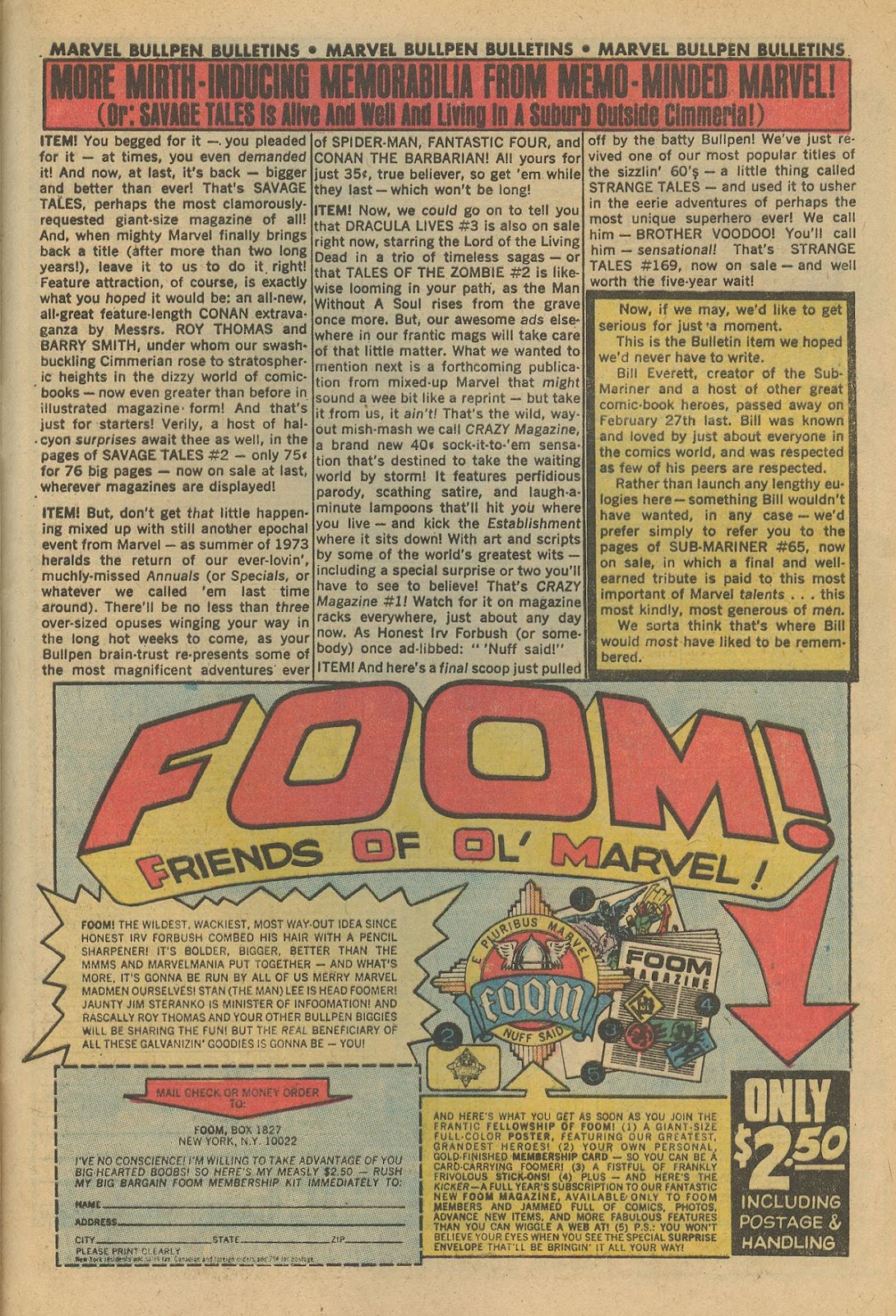 War Is Hell (1973) issue 5 - Page 33