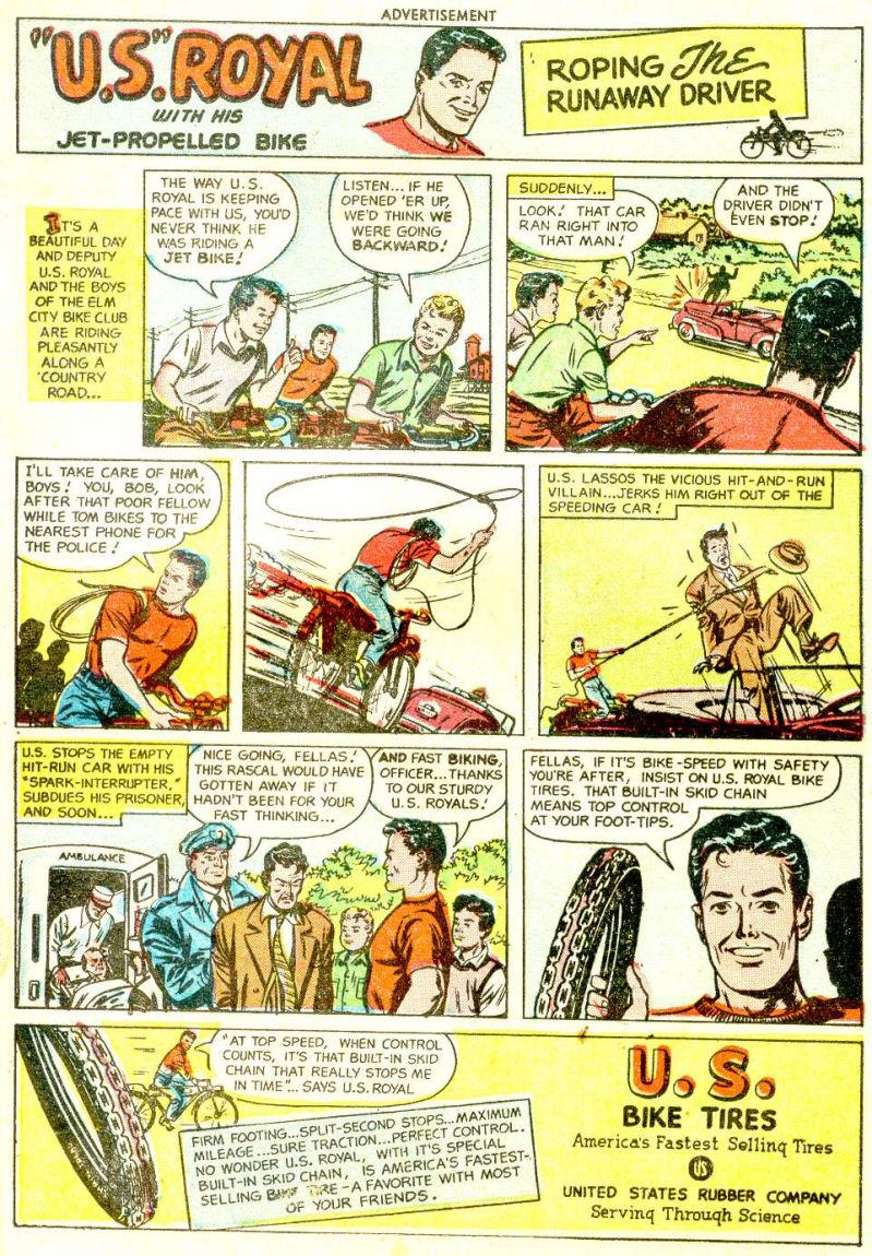 Read online Sensation (Mystery) Comics comic -  Issue #77 - 23