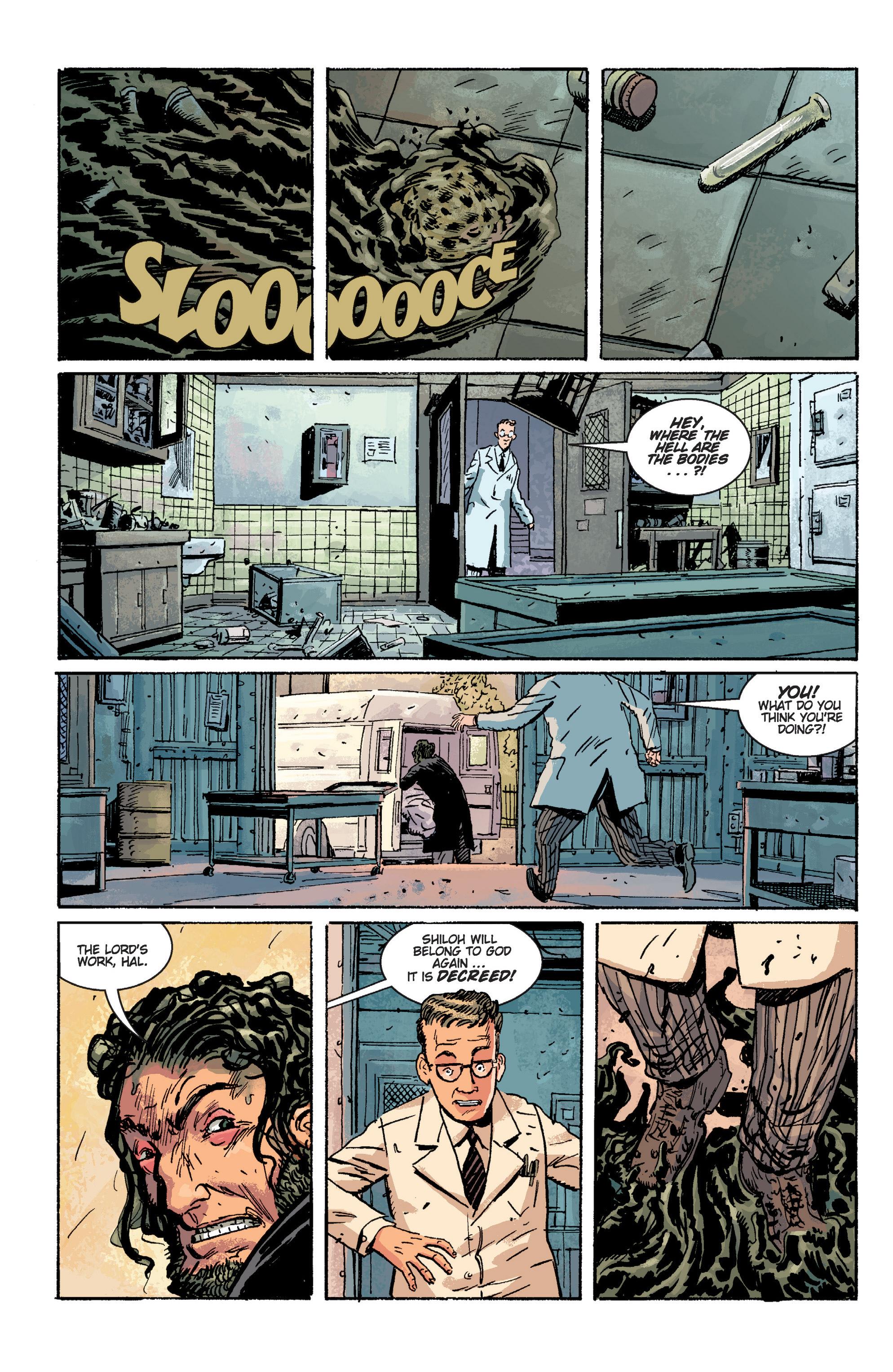 Read online B.P.R.D. (2003) comic -  Issue # TPB 2 - 46