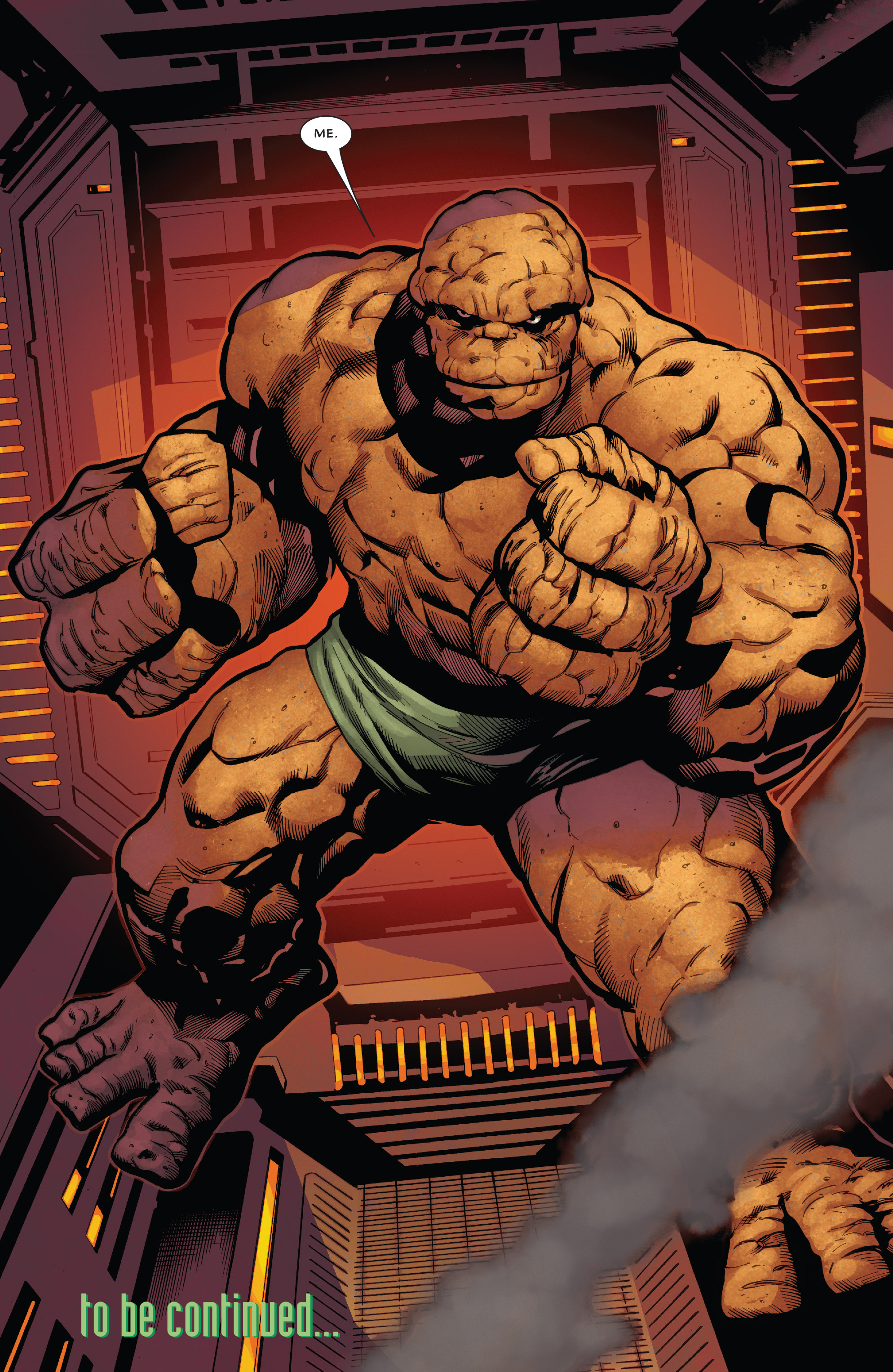 Read online Future Imperfect comic -  Issue #1 - 21