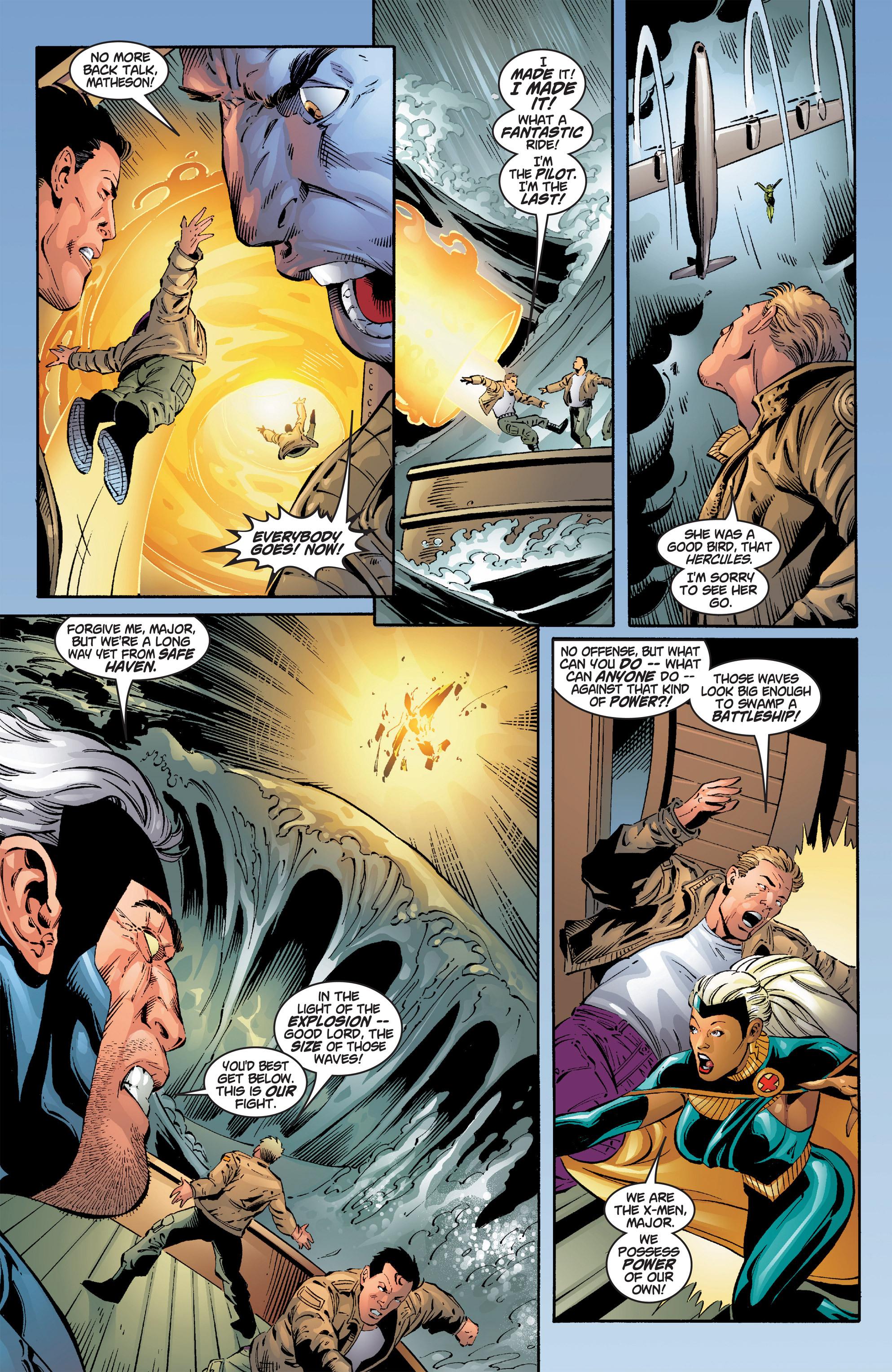 Read online Uncanny X-Men (1963) comic -  Issue #386 - 18