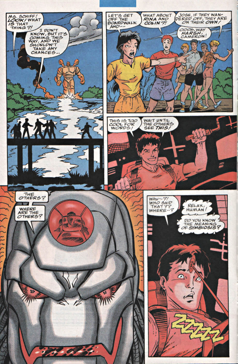 Wild Thing (1999) issue 5 - Page 8