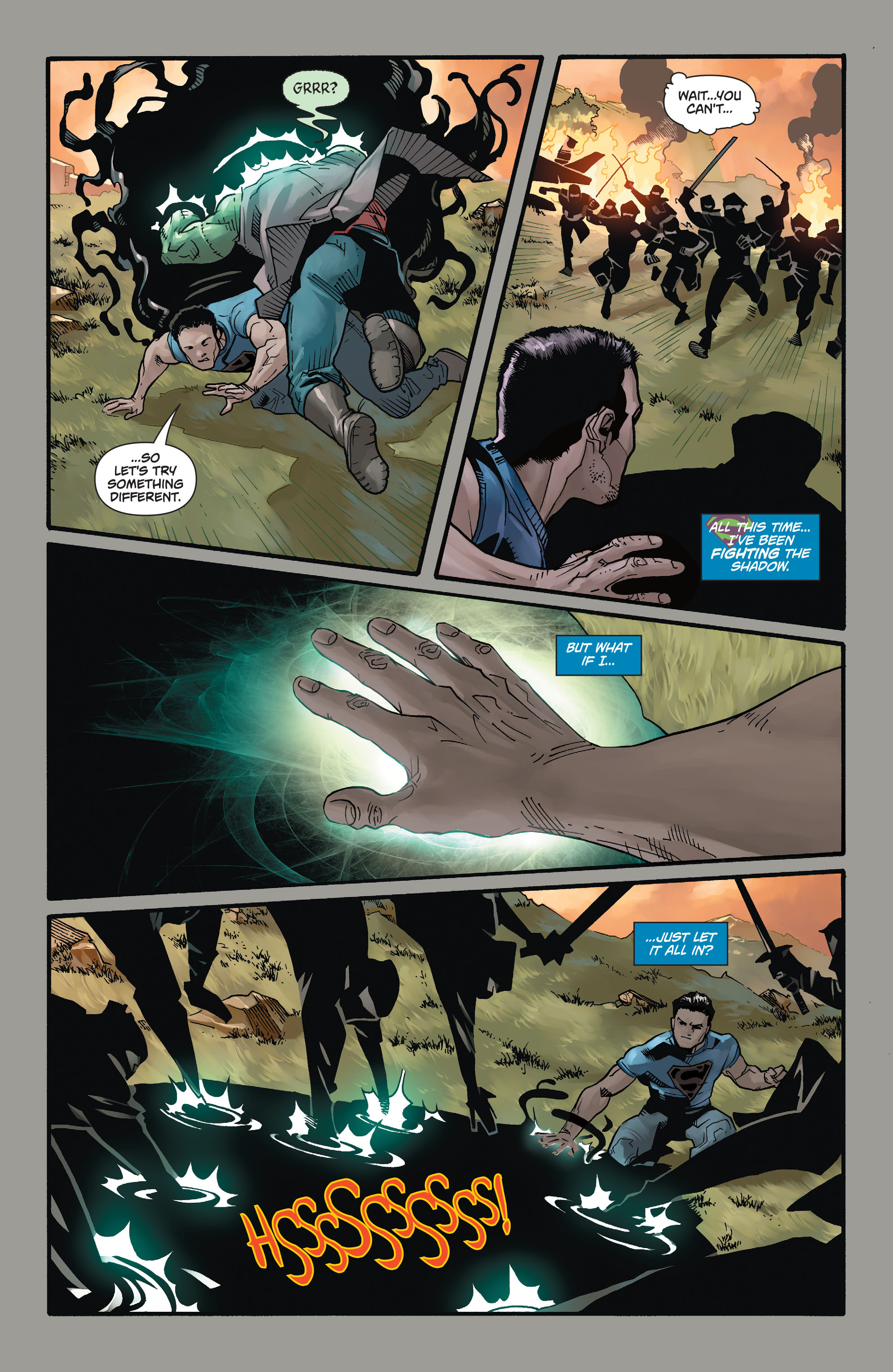 Read online Action Comics (2011) comic -  Issue #47 - 17
