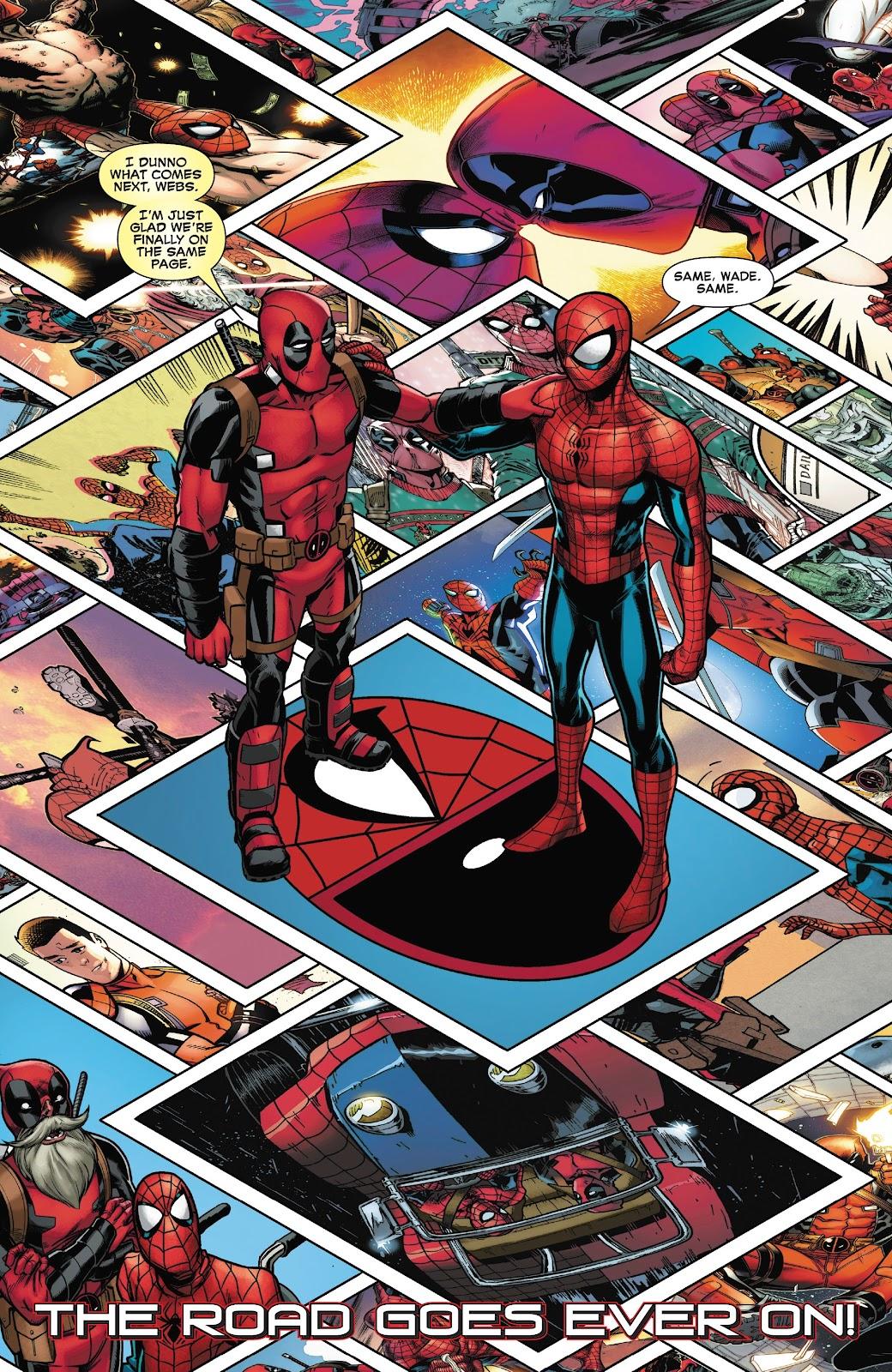 Read online Spider-Man/Deadpool comic -  Issue #50 - 29