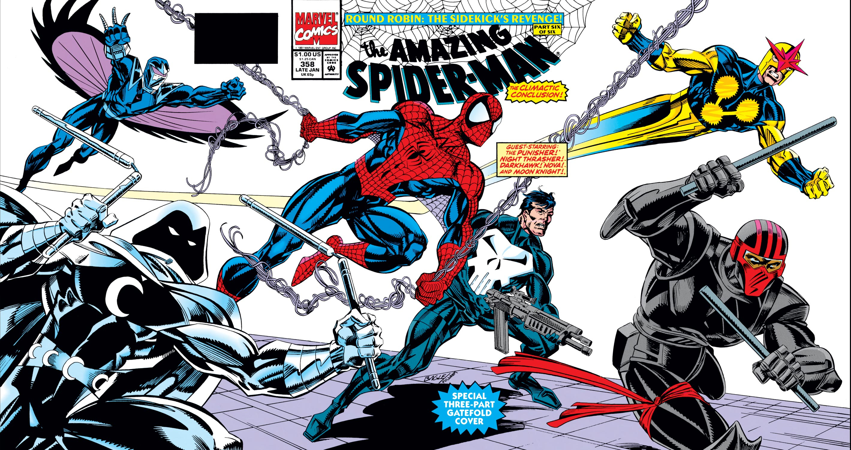 The Amazing Spider-Man (1963) 358 Page 0