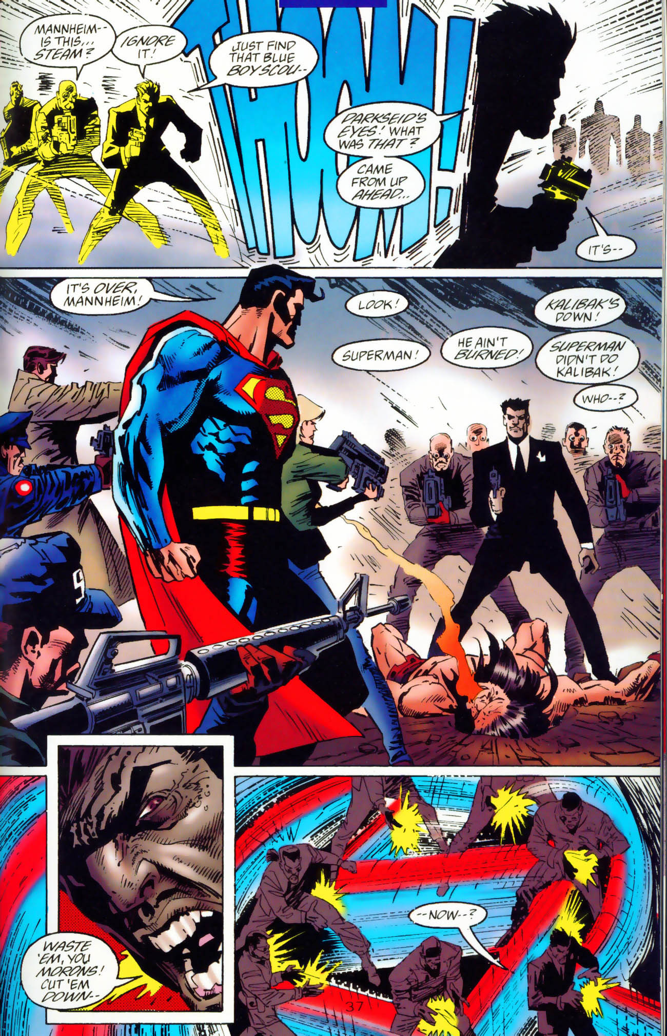 Read online Adventures of Superman (1987) comic -  Issue #Adventures of Superman (1987) _Annual 7 - 38