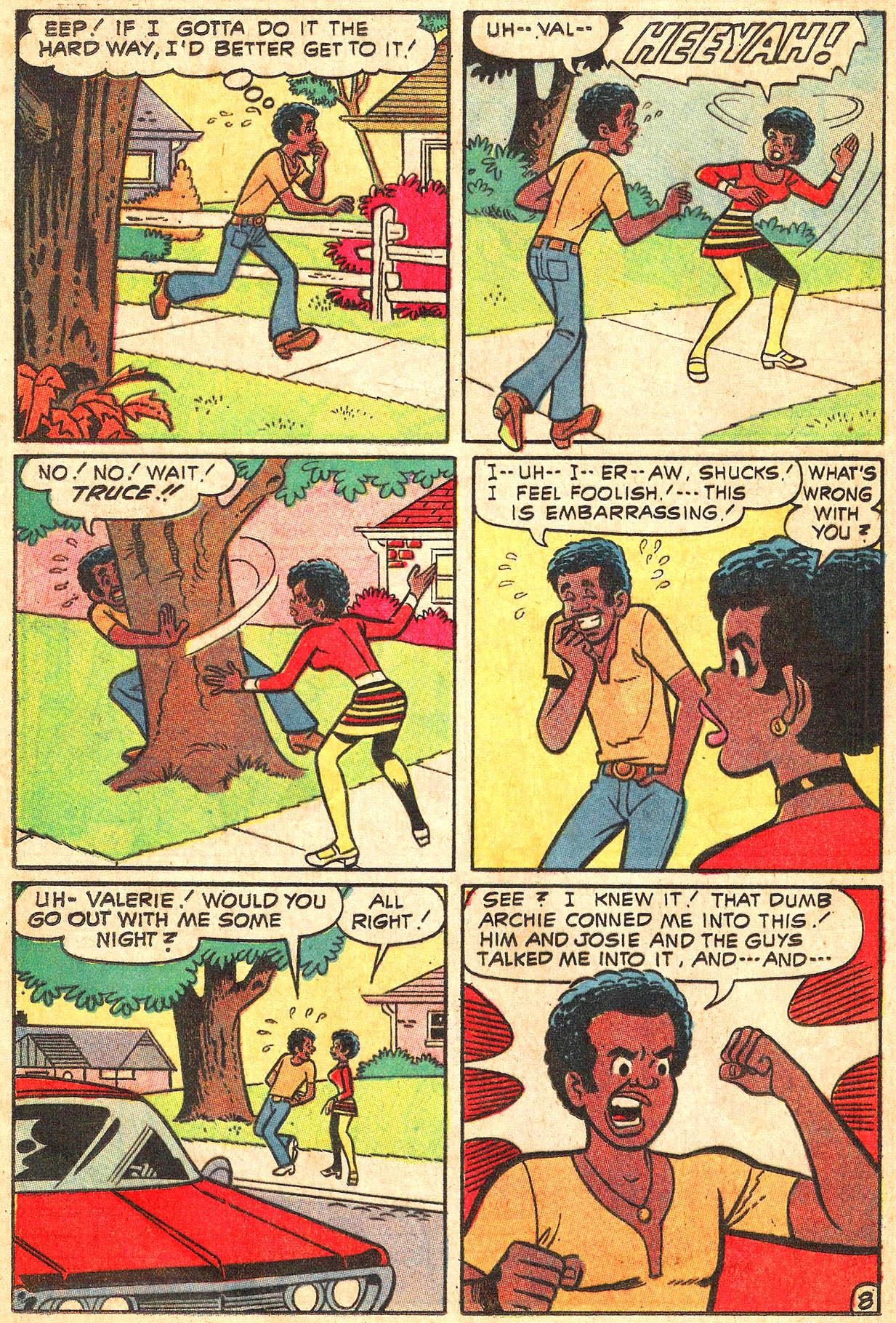 Read online She's Josie comic -  Issue #59 - 30