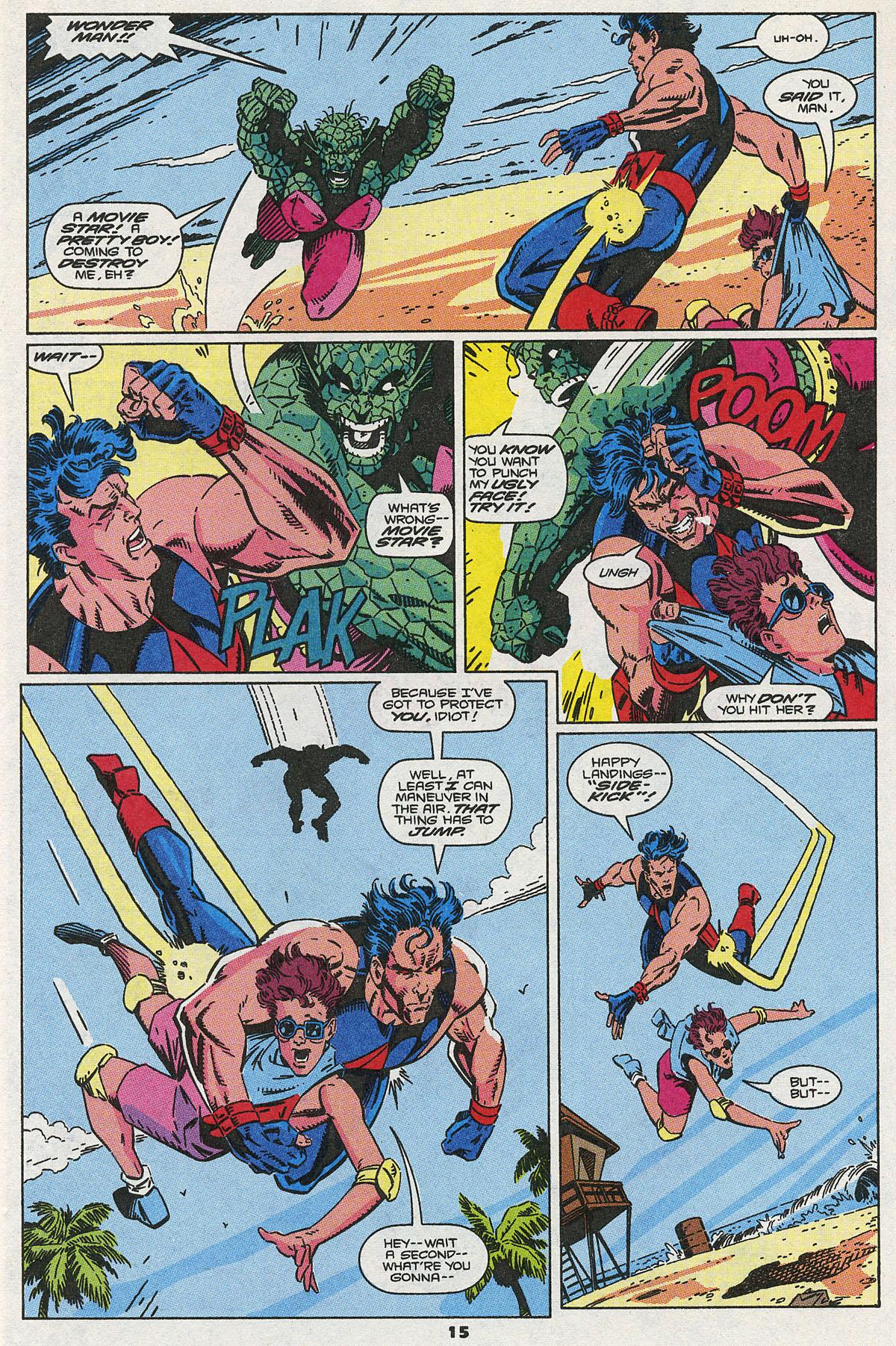 Read online Wonder Man (1991) comic -  Issue #3 - 13